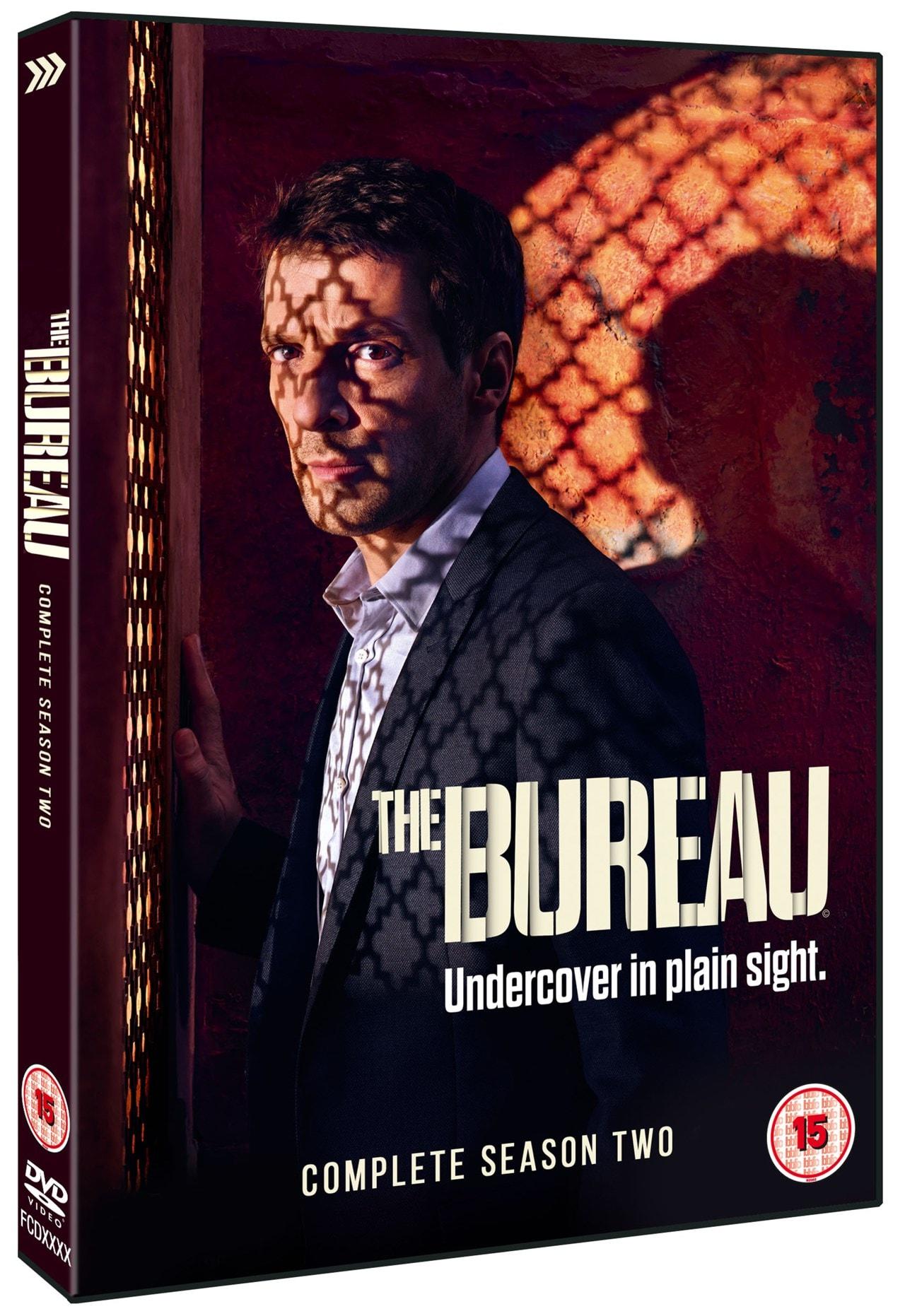 The Bureau: Complete Season 2 - 2