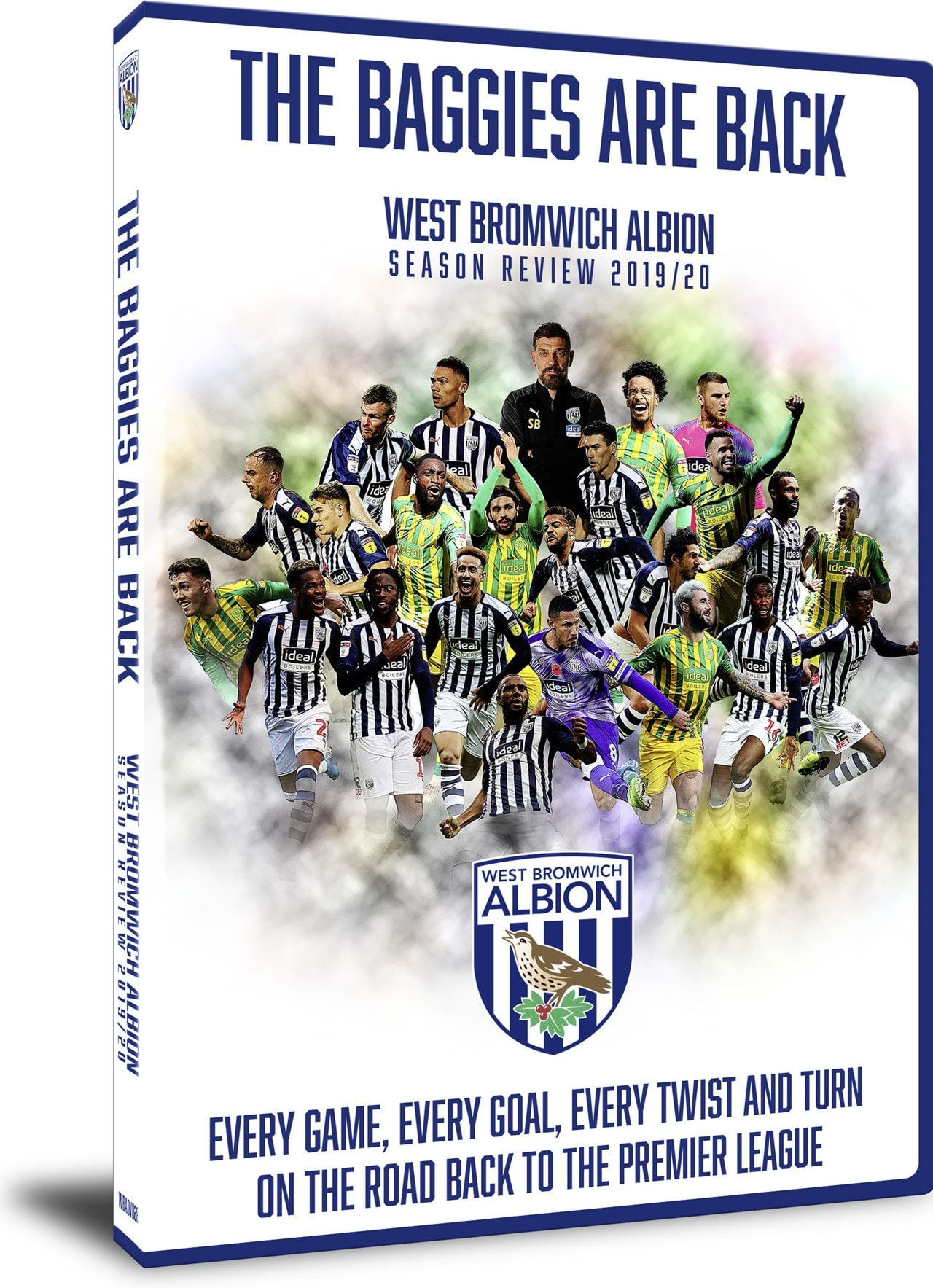 The Baggies Are Back - West Bromwich Albion Season Review 2019/20 - 2