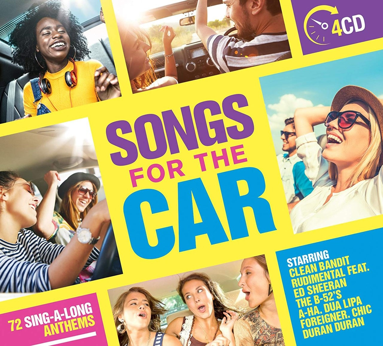 Songs for the Car - 1