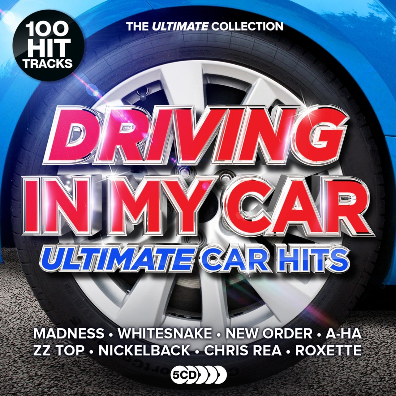 Driving in My Car: Ultimate Car Hits - 1