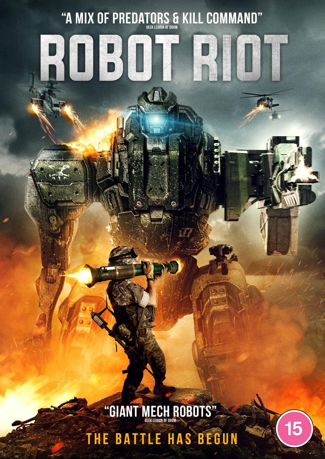 Robot Riot - 1