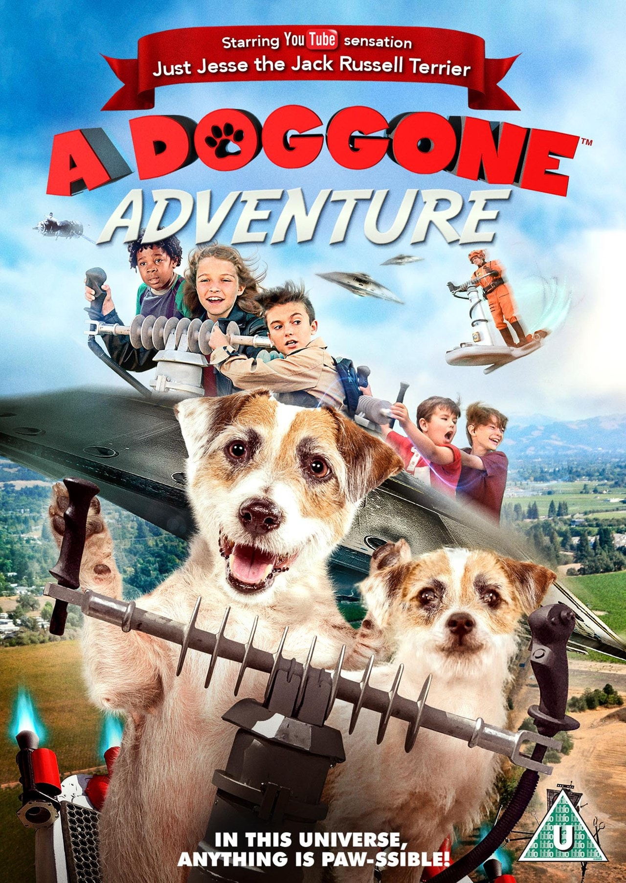 A Doggone Adventure - 1