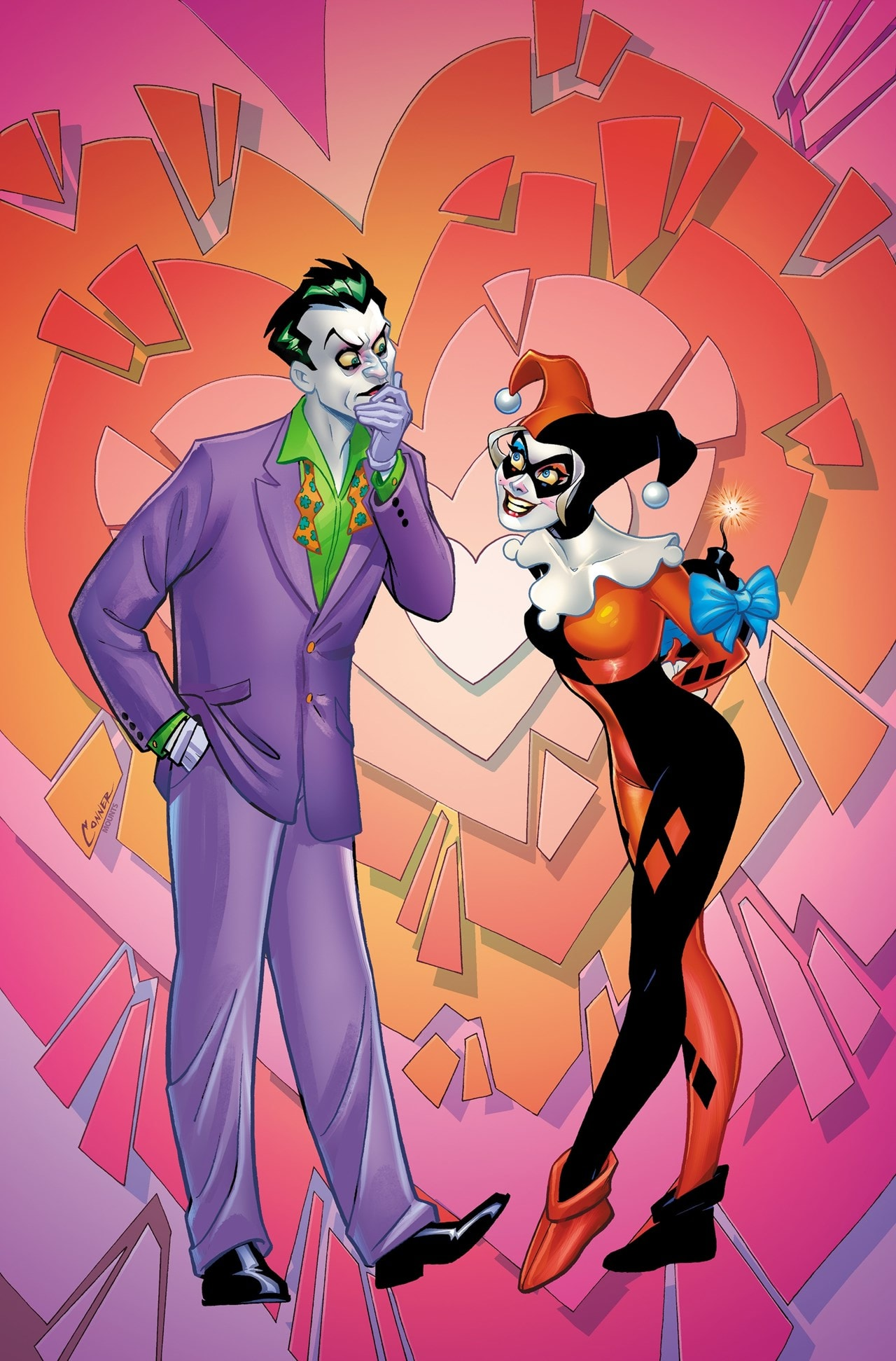 Harley Loves Joker - 1