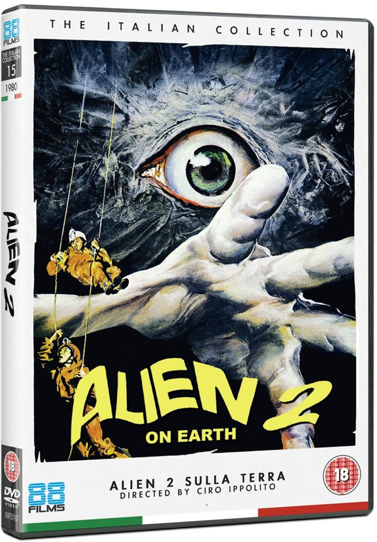 Alien 2 - On Earth - 2