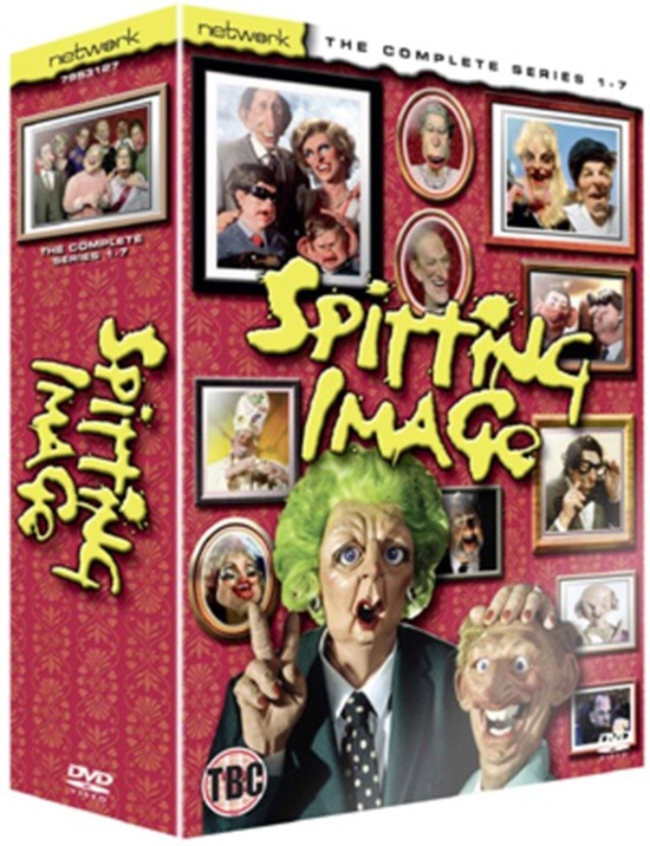 Spitting Image: Series 1-7 - 1