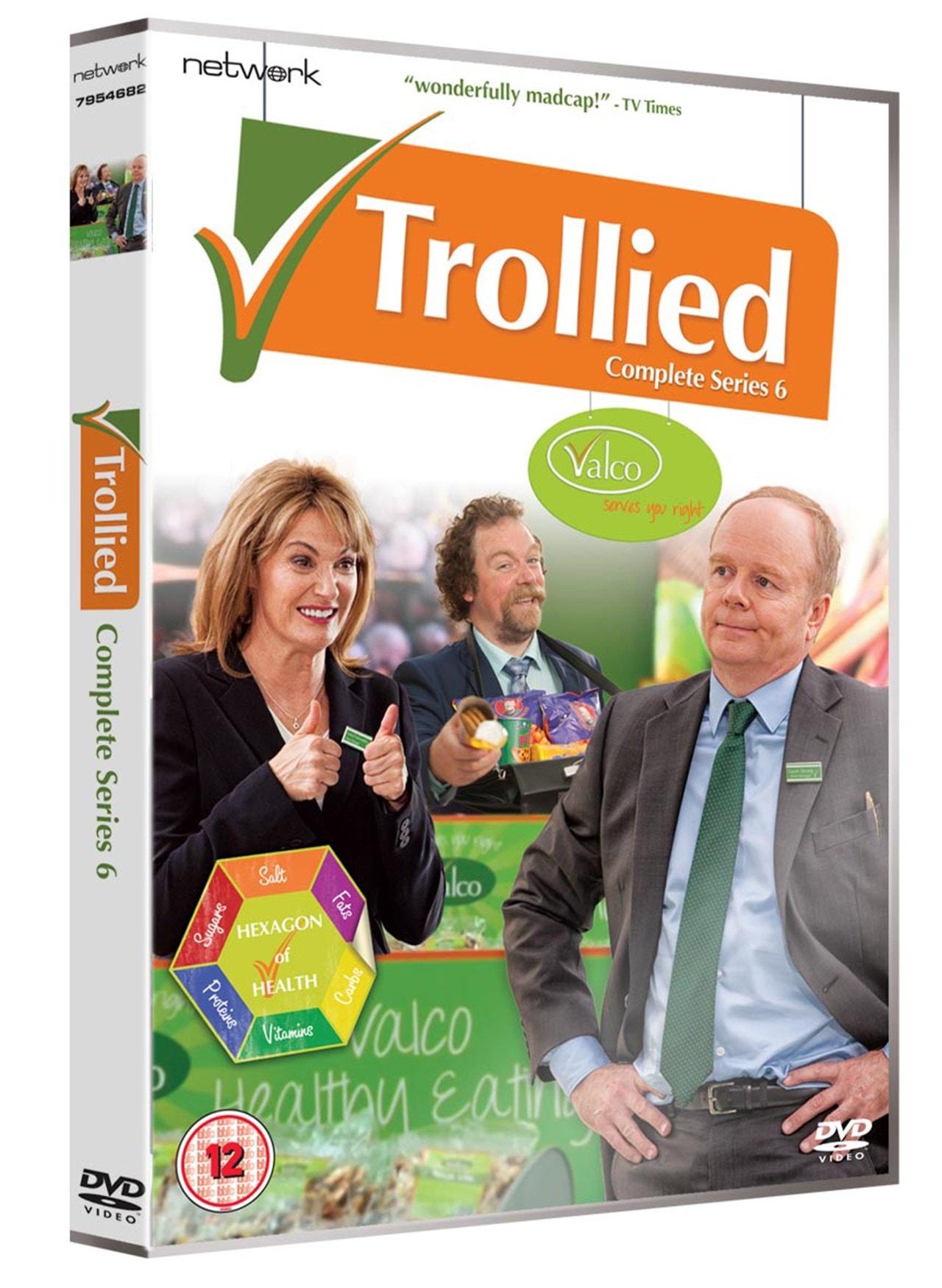 Trollied: Series 6 - 2