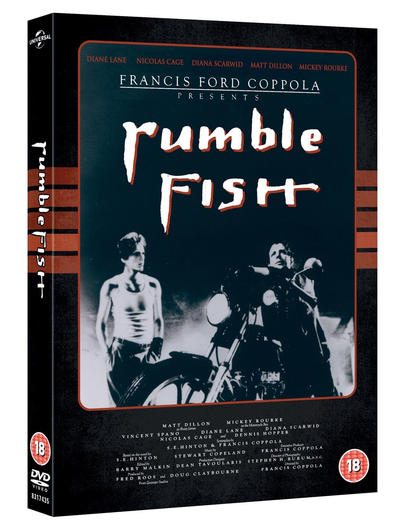 Rumble Fish - Retro Classics (hmv Exclusive) - 2