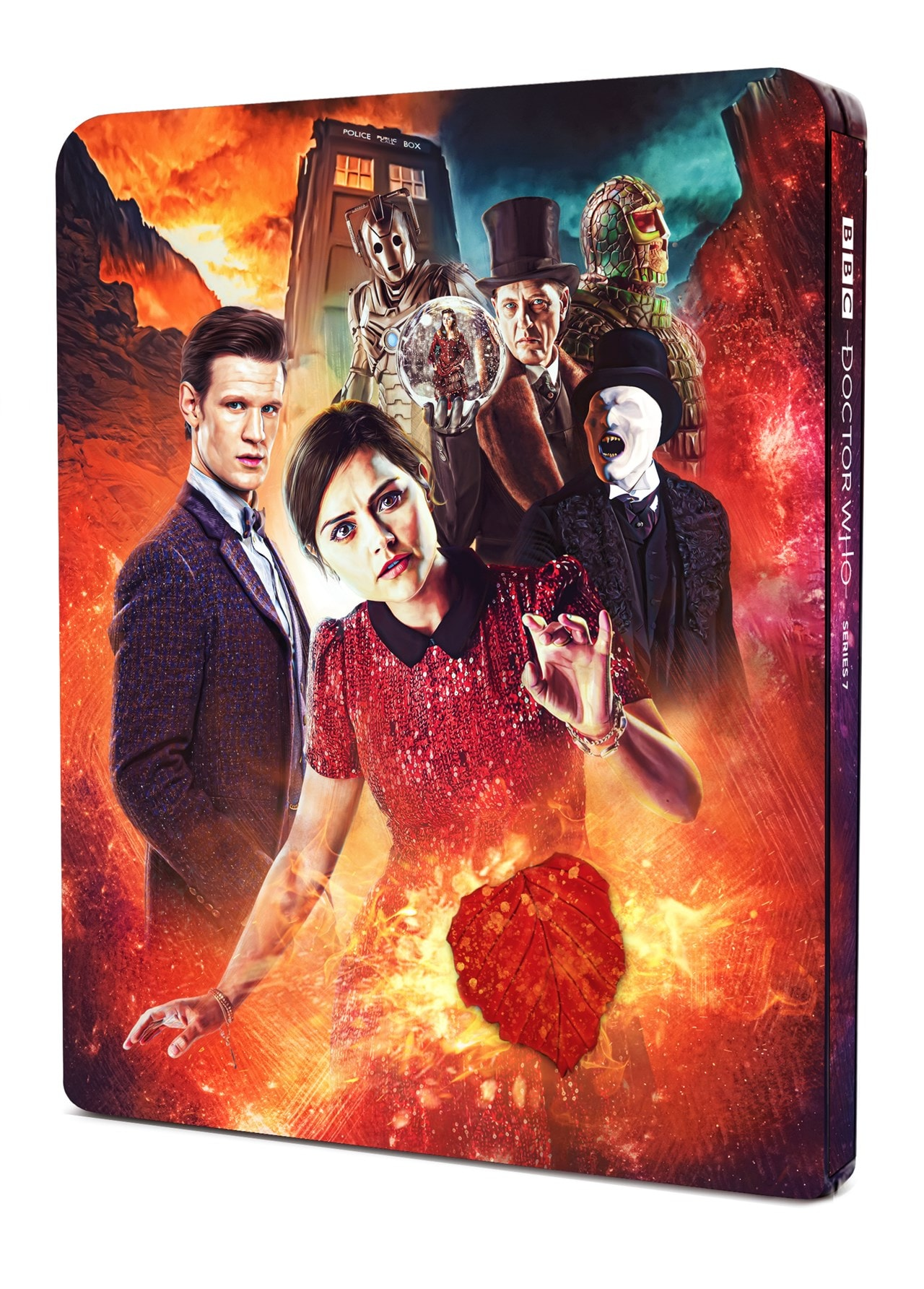 Doctor Who: The Complete Seventh Series - 4