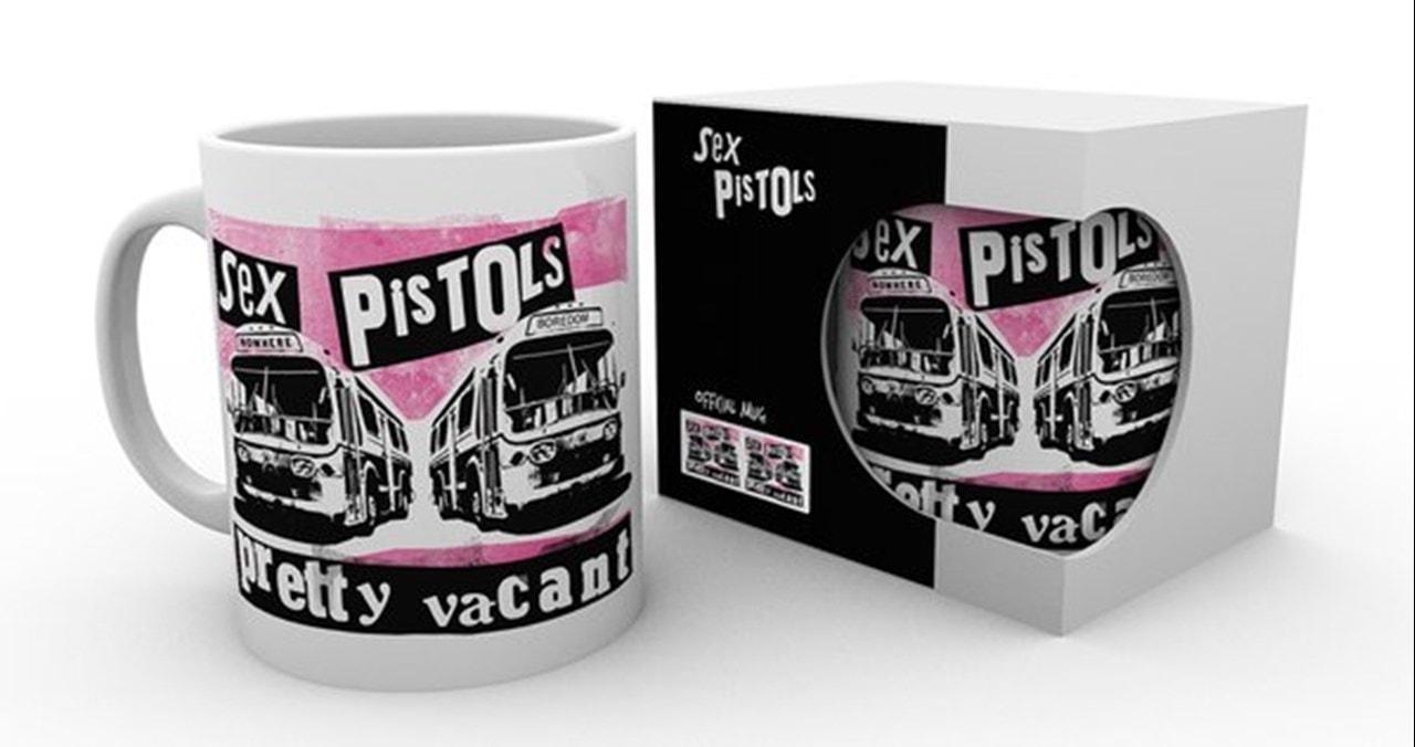 Sex Pistols Pretty Vacant Mug - 1