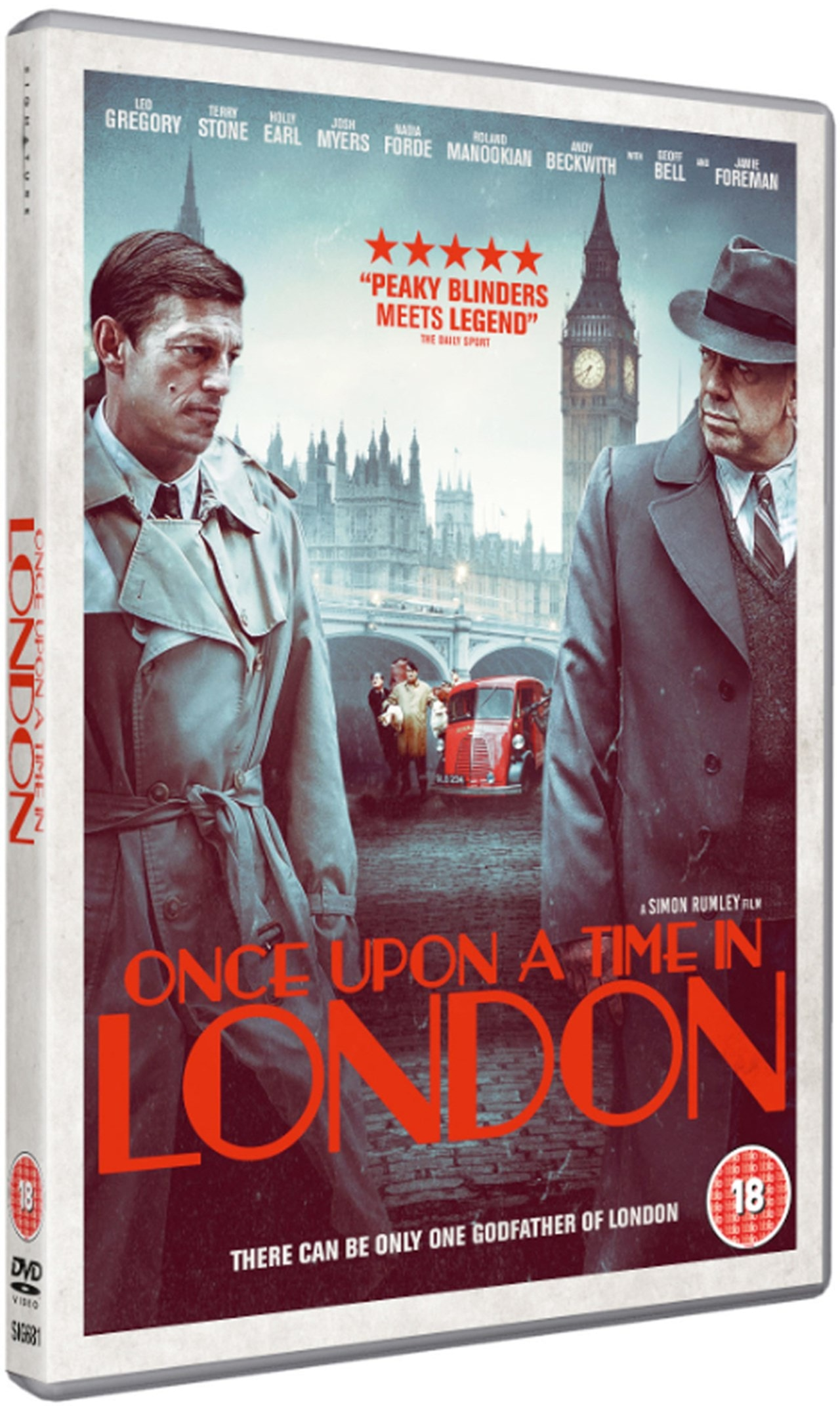 Once Upon a Time in London - 2