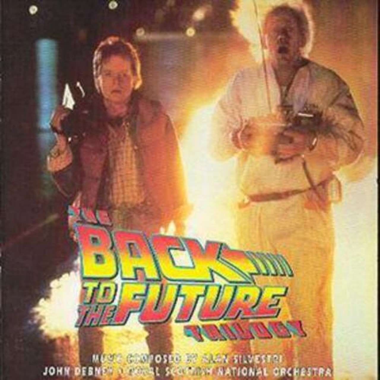 The Back to the Future Trilogy - 1