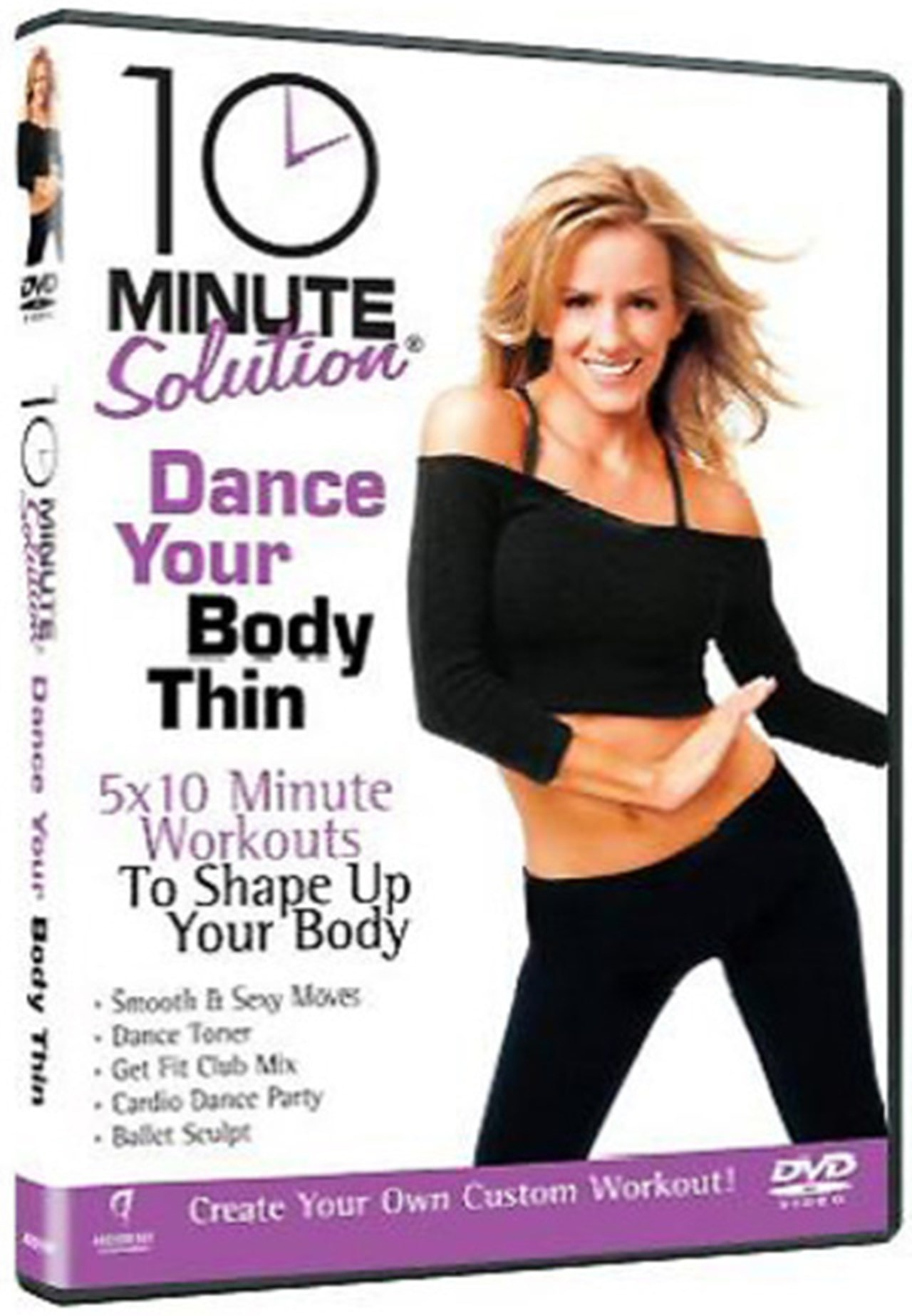 10 Minute Solution: Dance Your Body Thin - 1