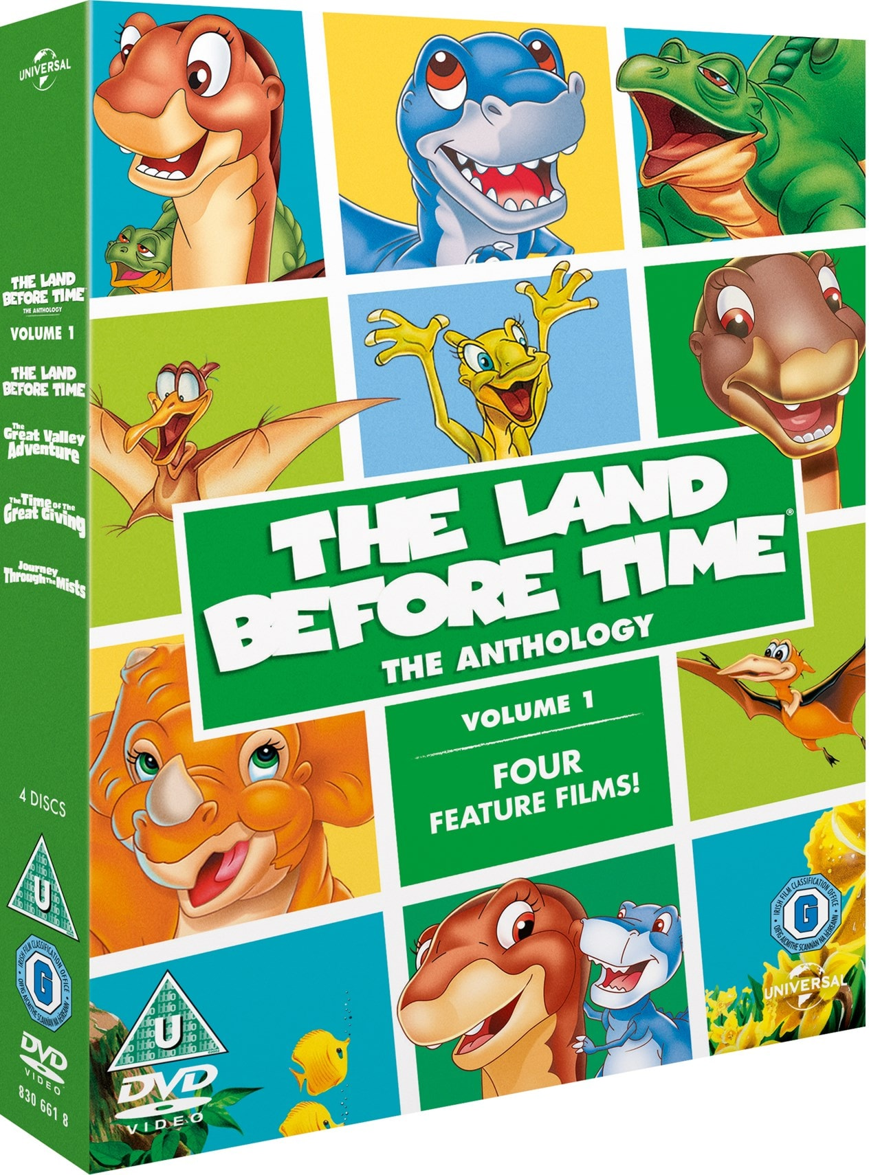 The Land Before Time: The Anthology - Volume 1 - 2