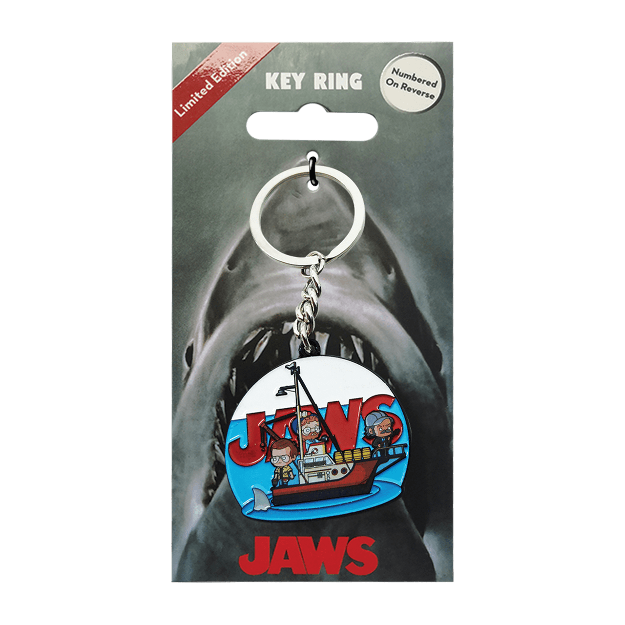 Jaws: Limited Edition Keyring - 2