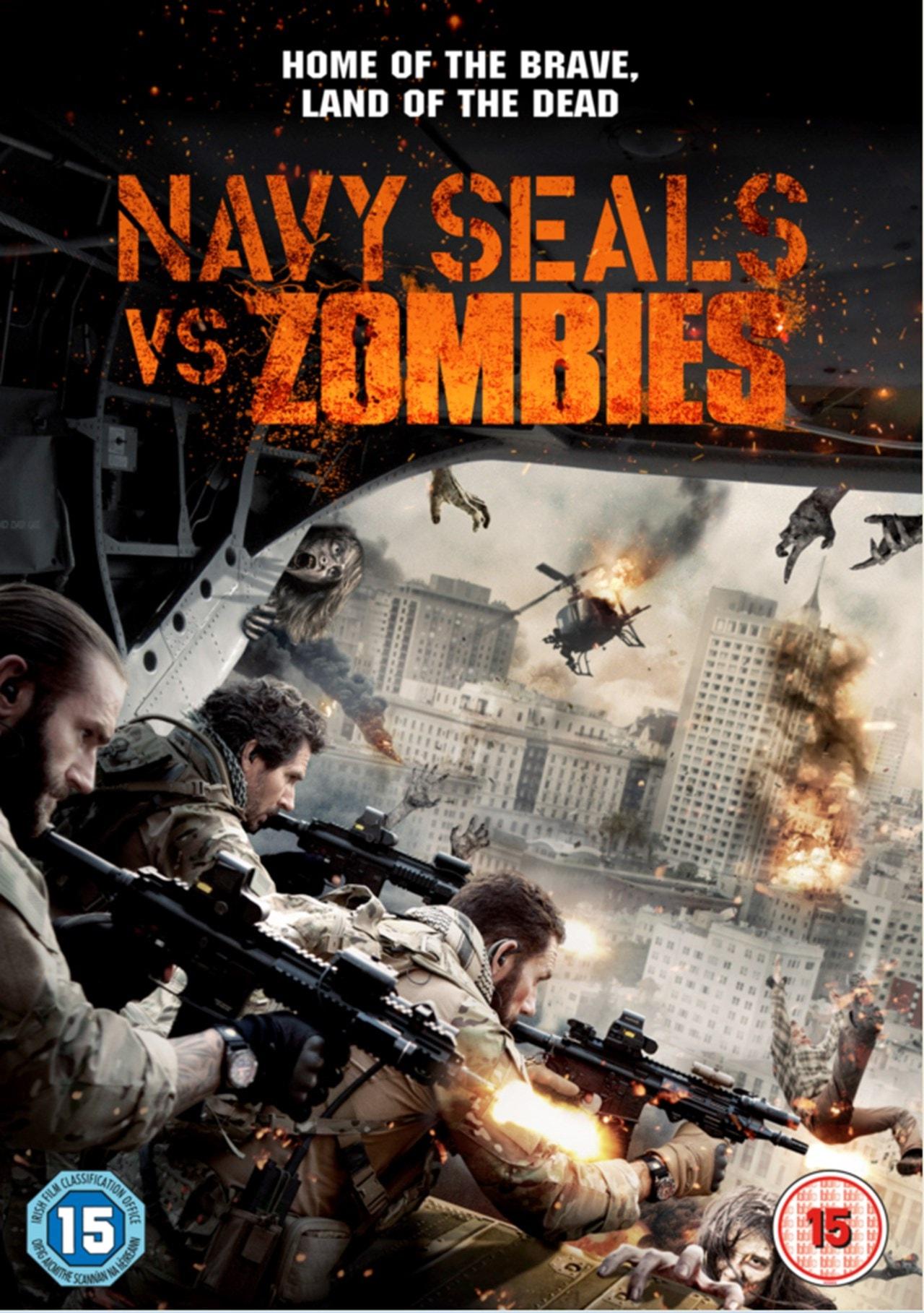 Navy SEALs Vs. Zombies - 1