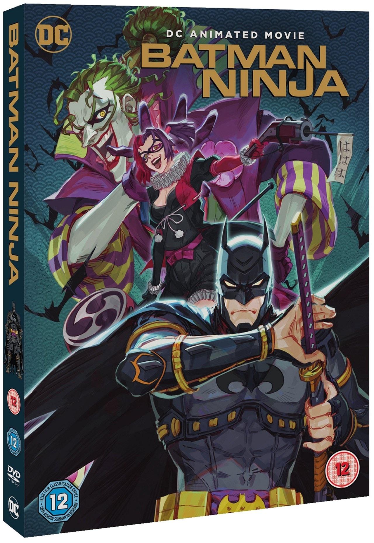 Batman Ninja - 2