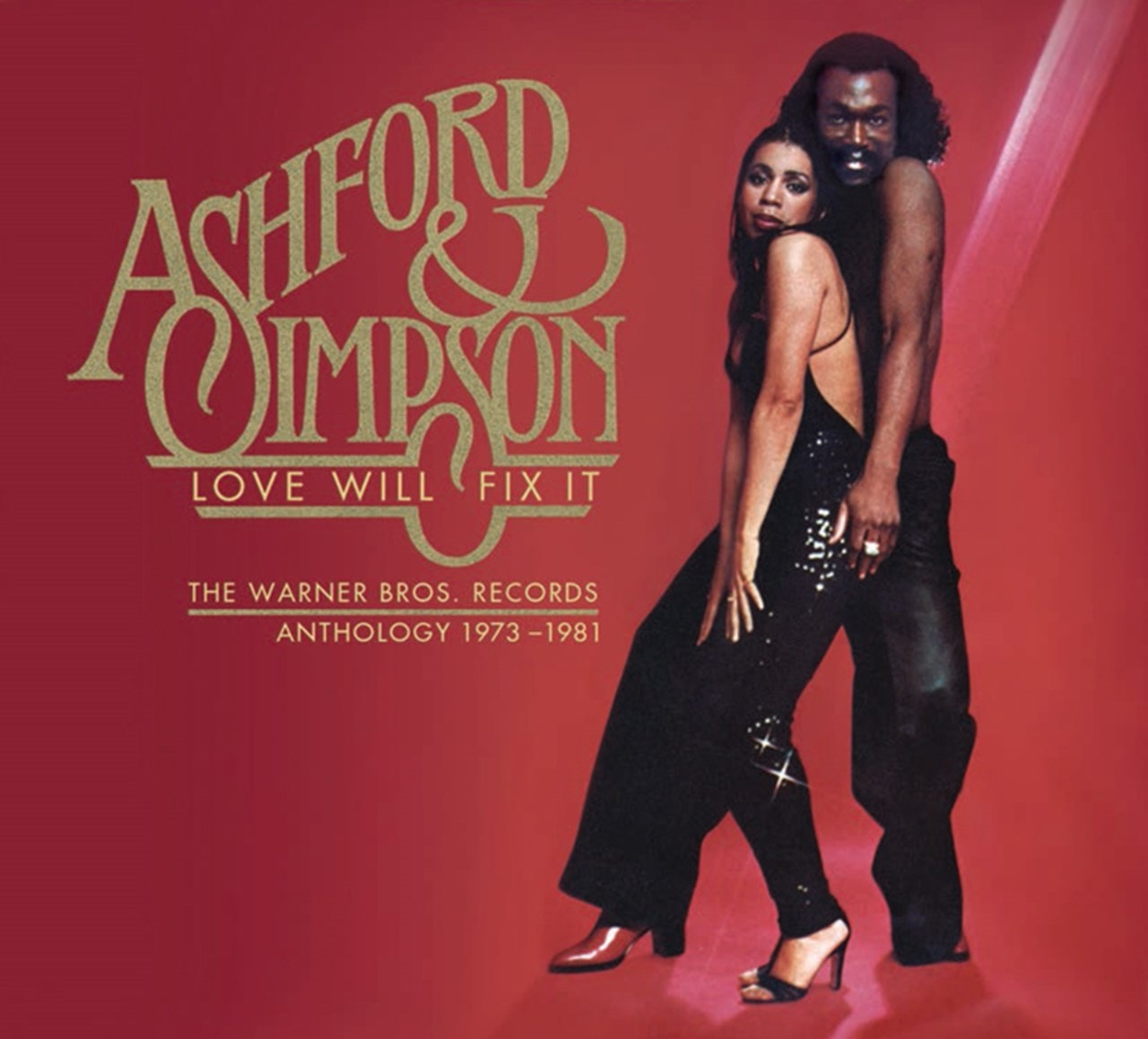 Love Will Fix It: The Warner Bros. Records Anthology 1973-1981 - 1