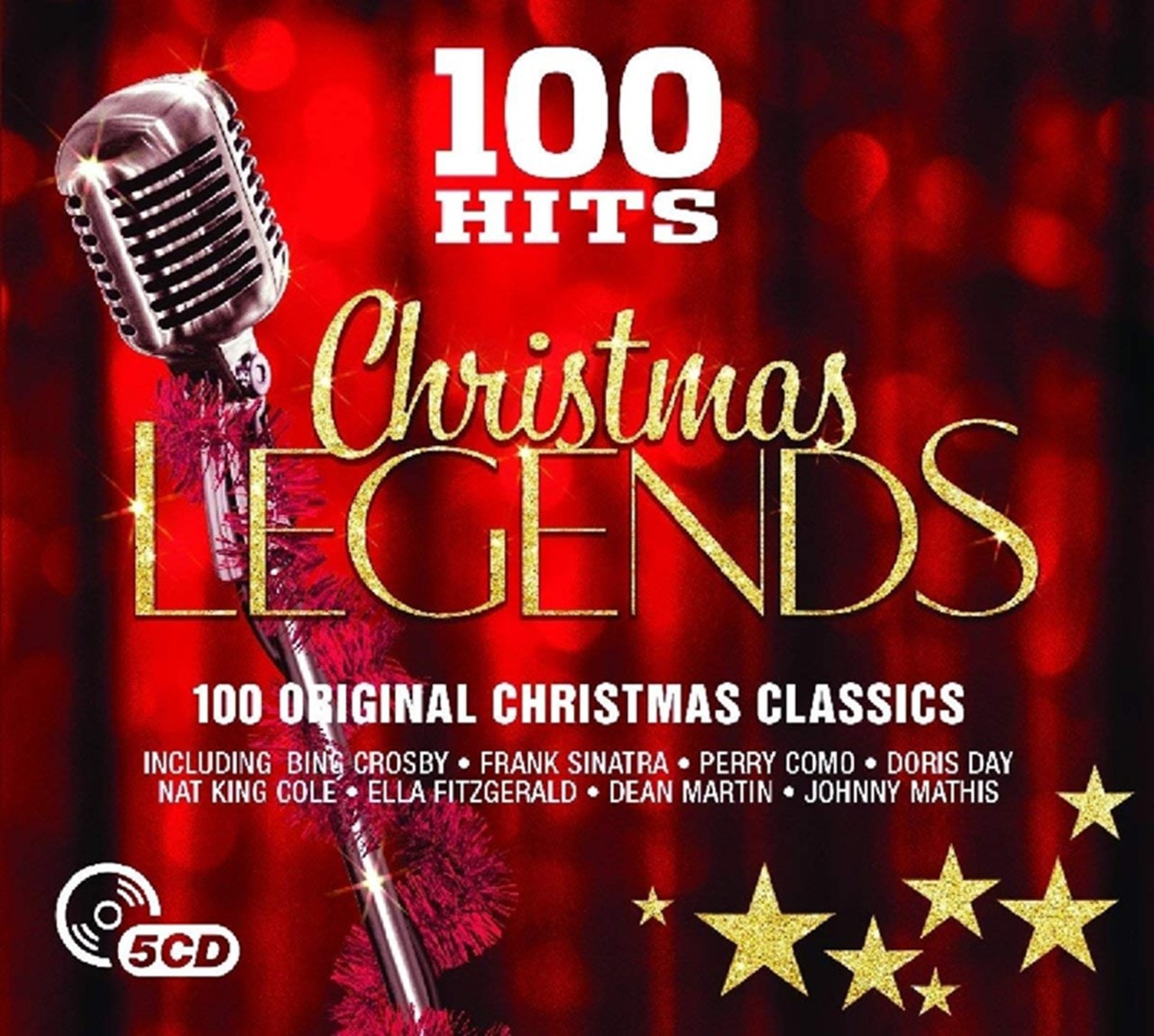 100 Hits: Christmas Legends - 1