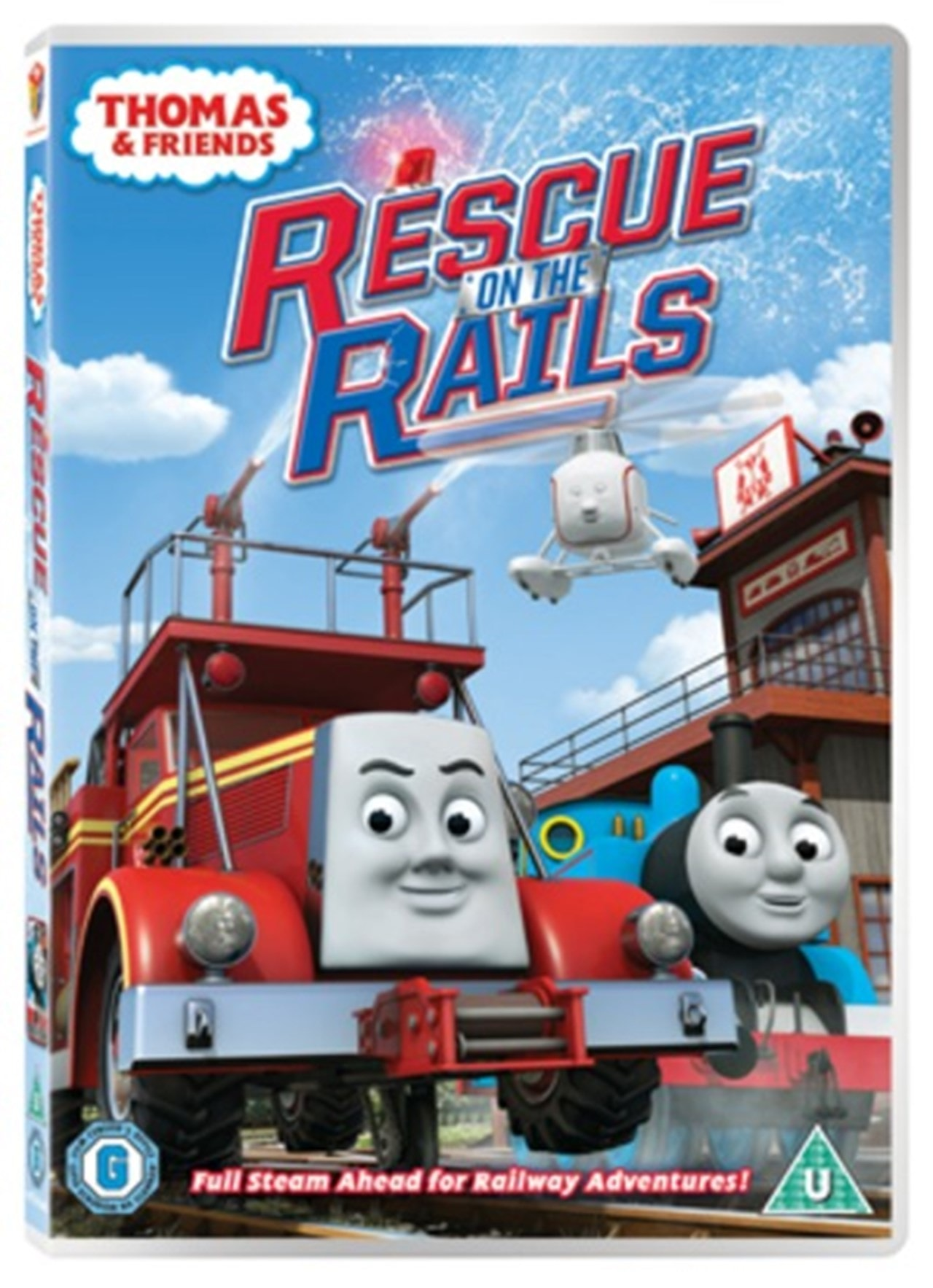 Thomas & Friends: Rescue On the Rails - 1