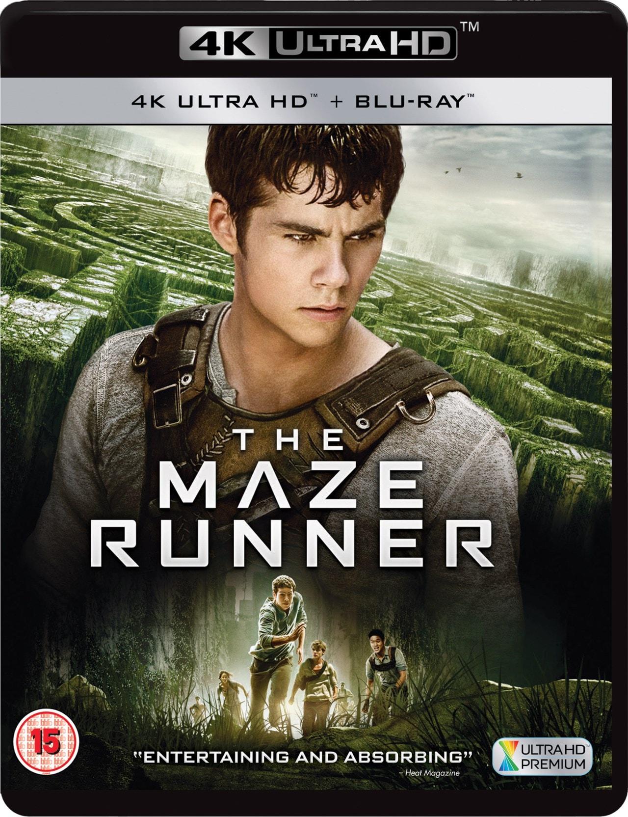 The Maze Runner - 1