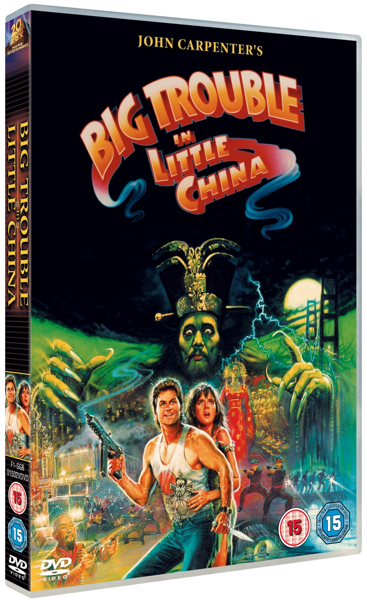 Big Trouble in Little China - 2