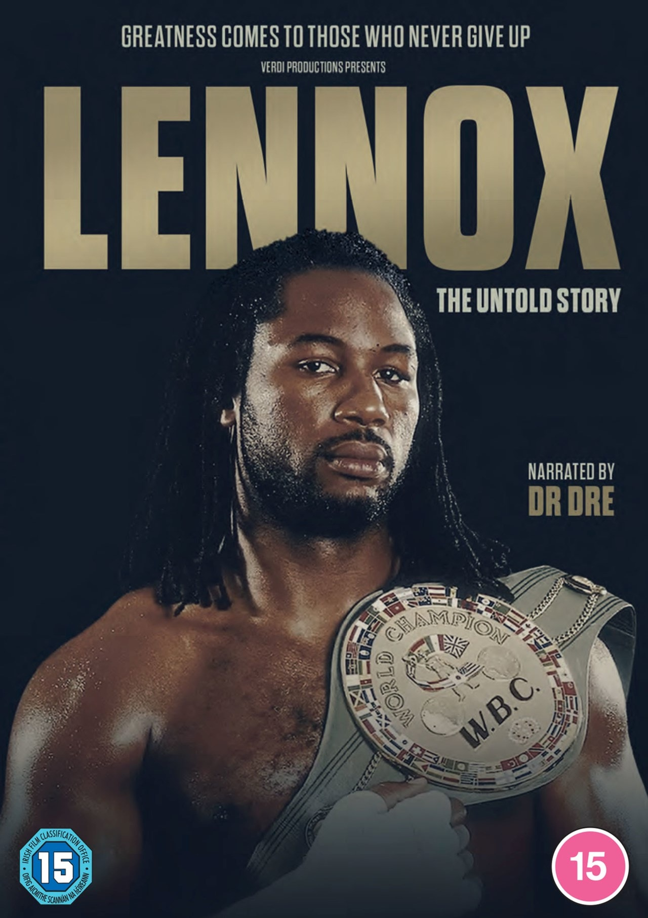Lennox: The Untold Story - 1