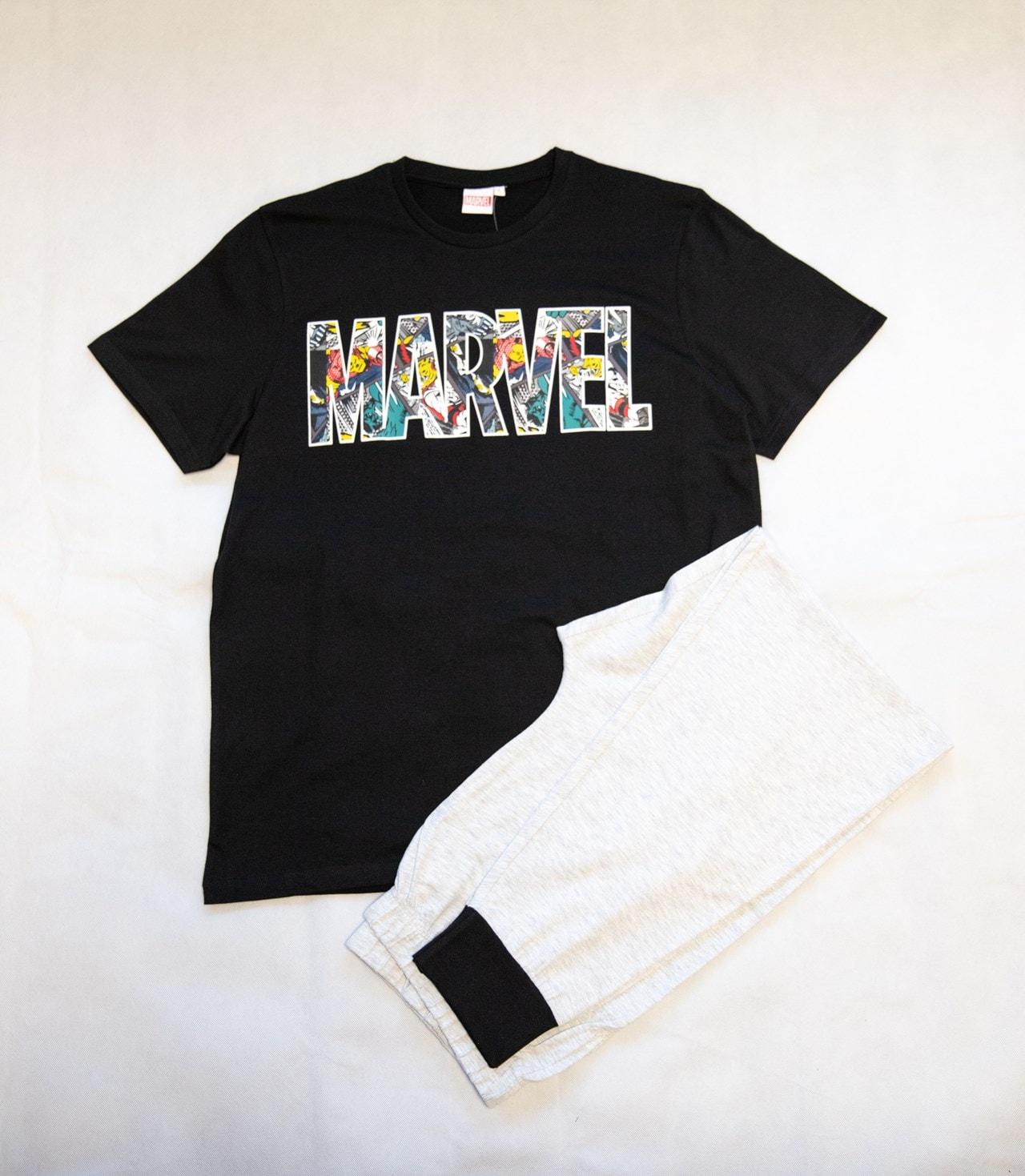 Marvel Pyjama Set (Small) - 2