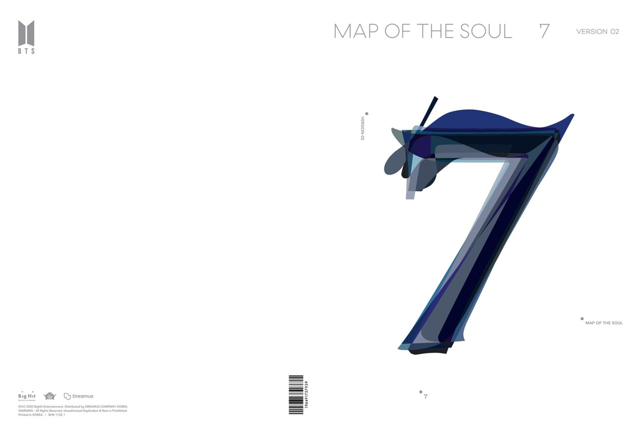 MAP OF THE SOUL: 7 (Version 2) - 2