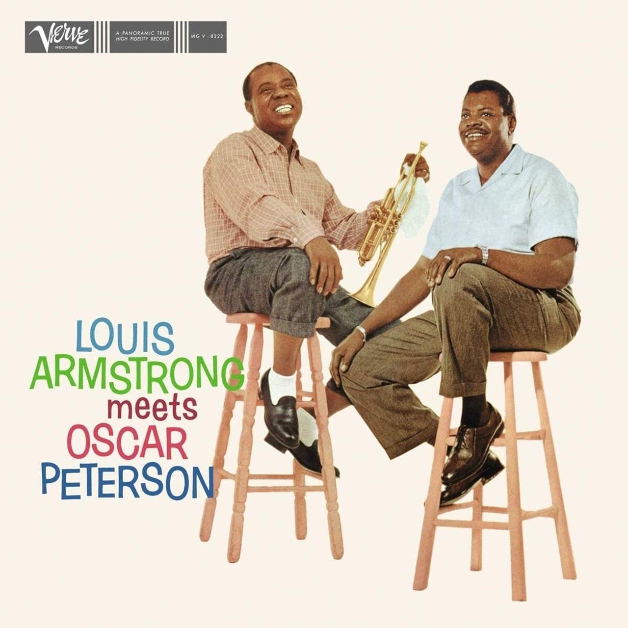 Louis Armstrong Meets Oscar Peterson - 1