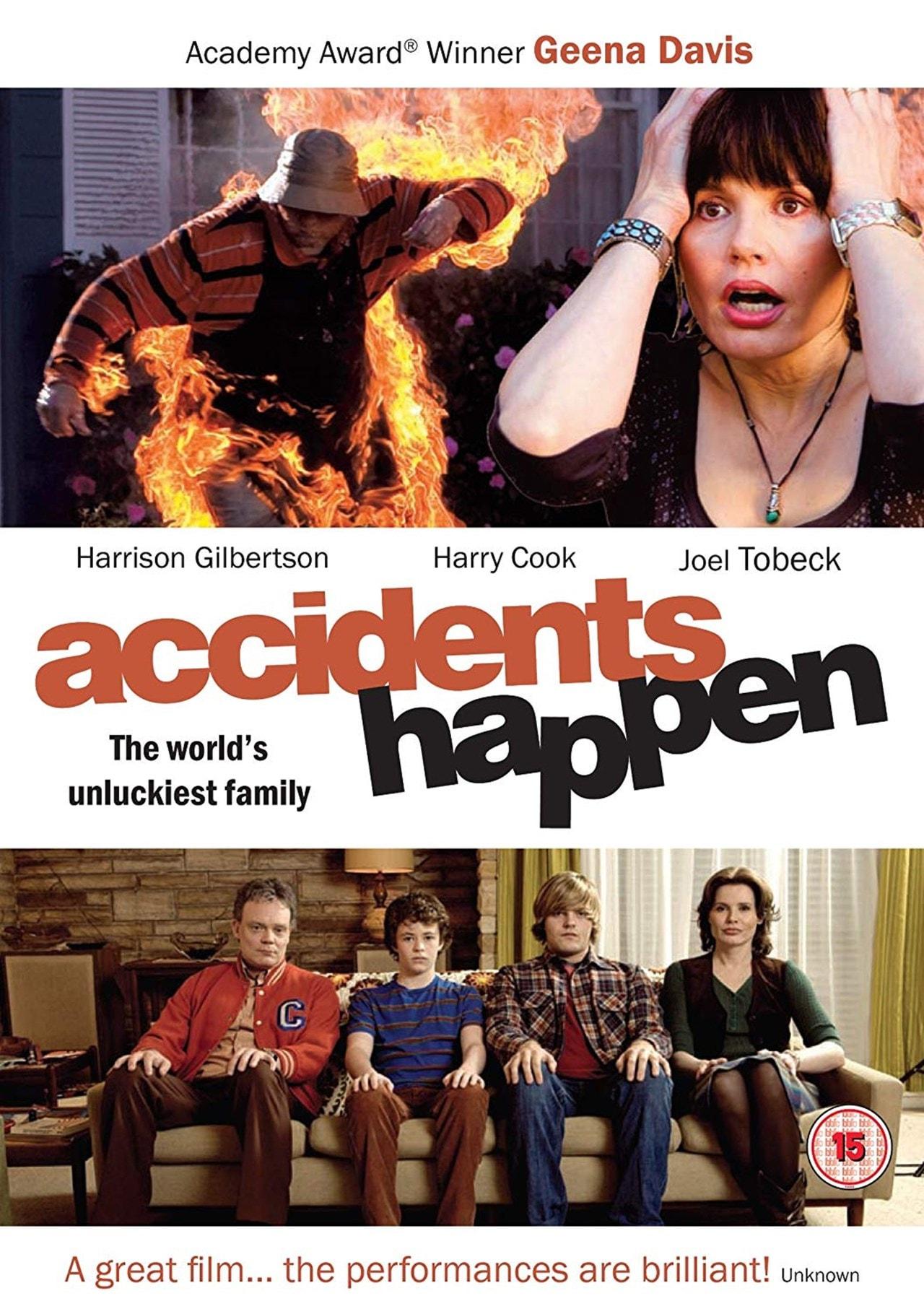 Accidents Happen - 1