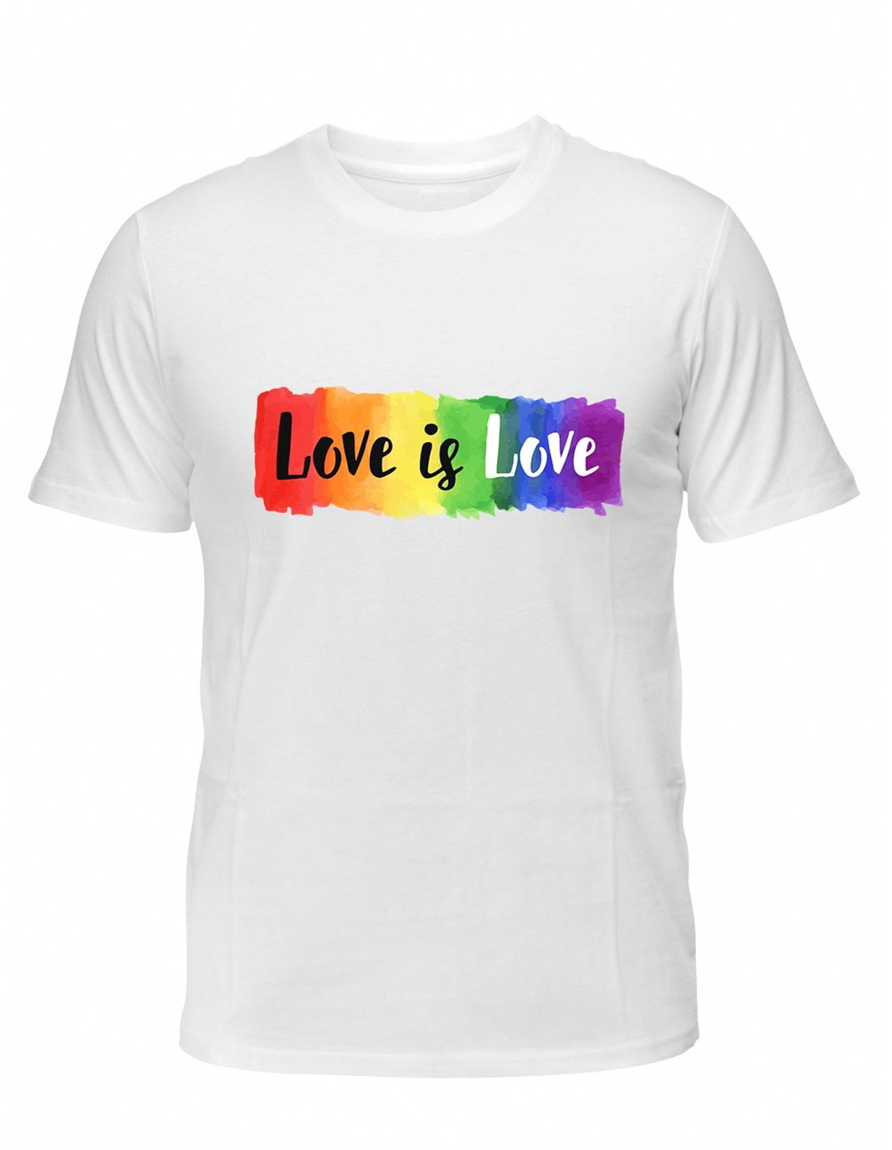 LGBT Pride: Love Is Love (Small) - 1