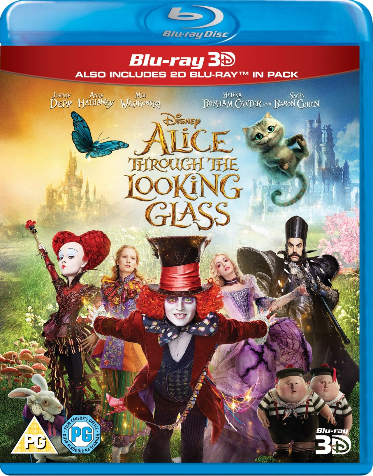 Alice Through the Looking Glass - 1