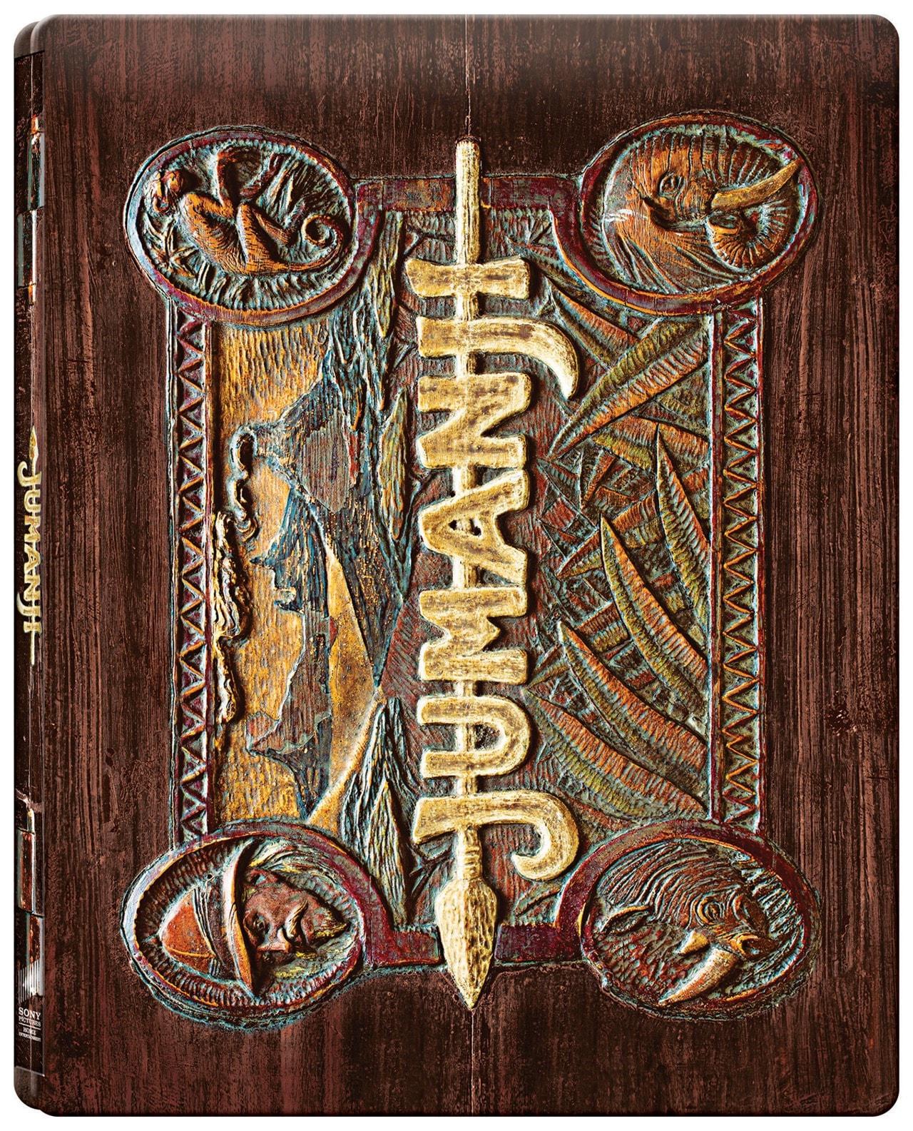 Jumanji (hmv Exclusive) - 1