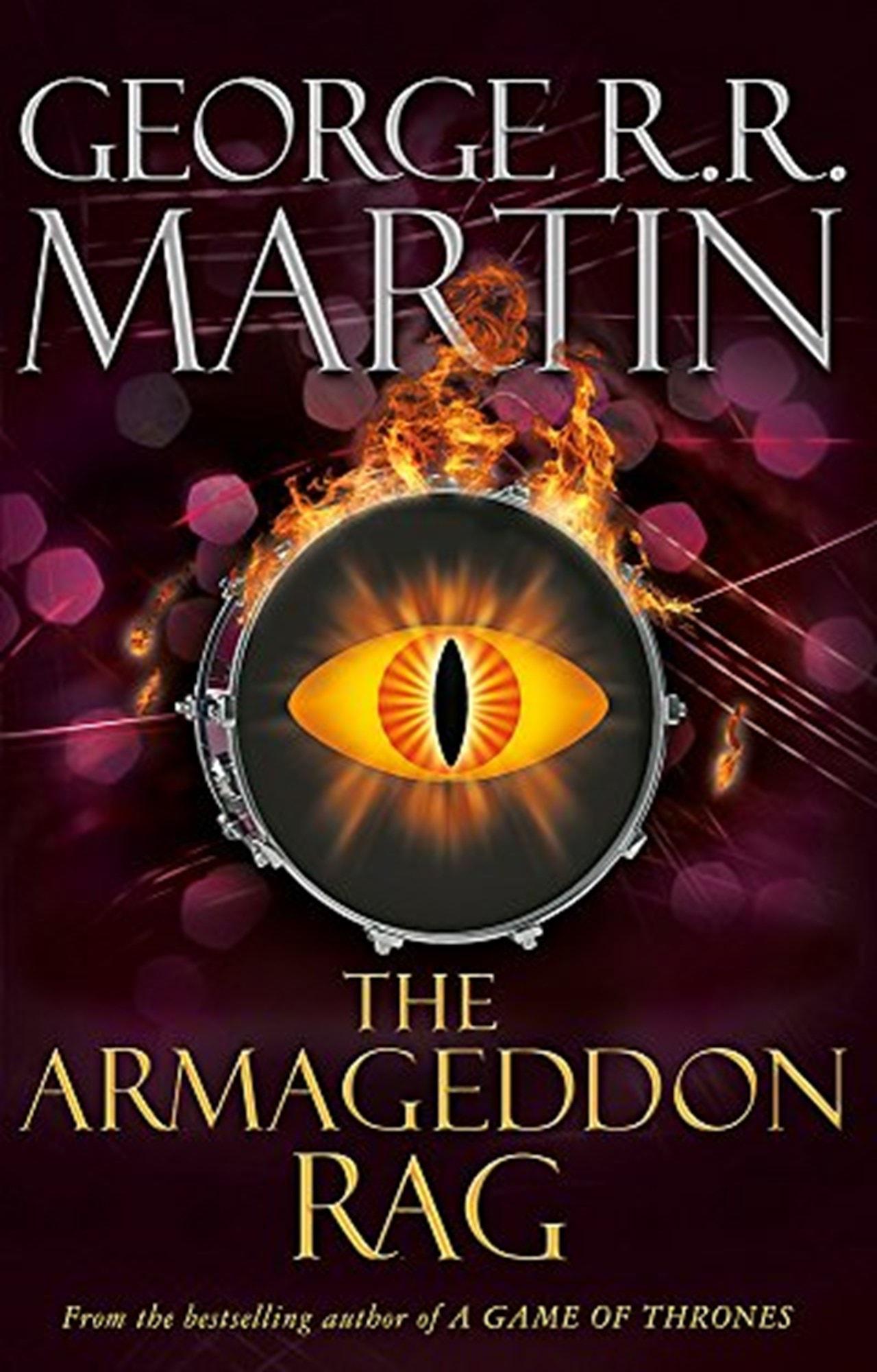 Armageddon Rag - 1