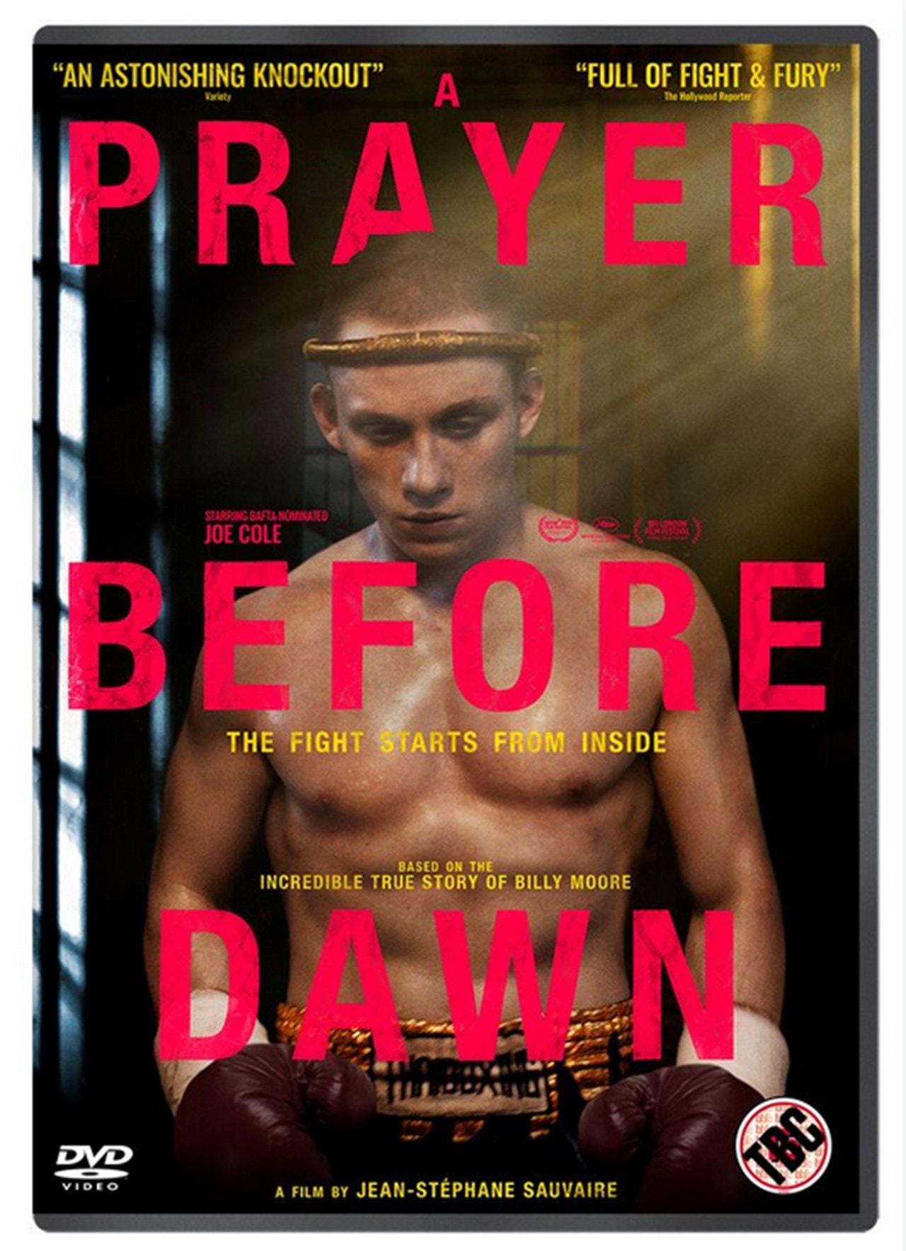 A Prayer Before Dawn - 3