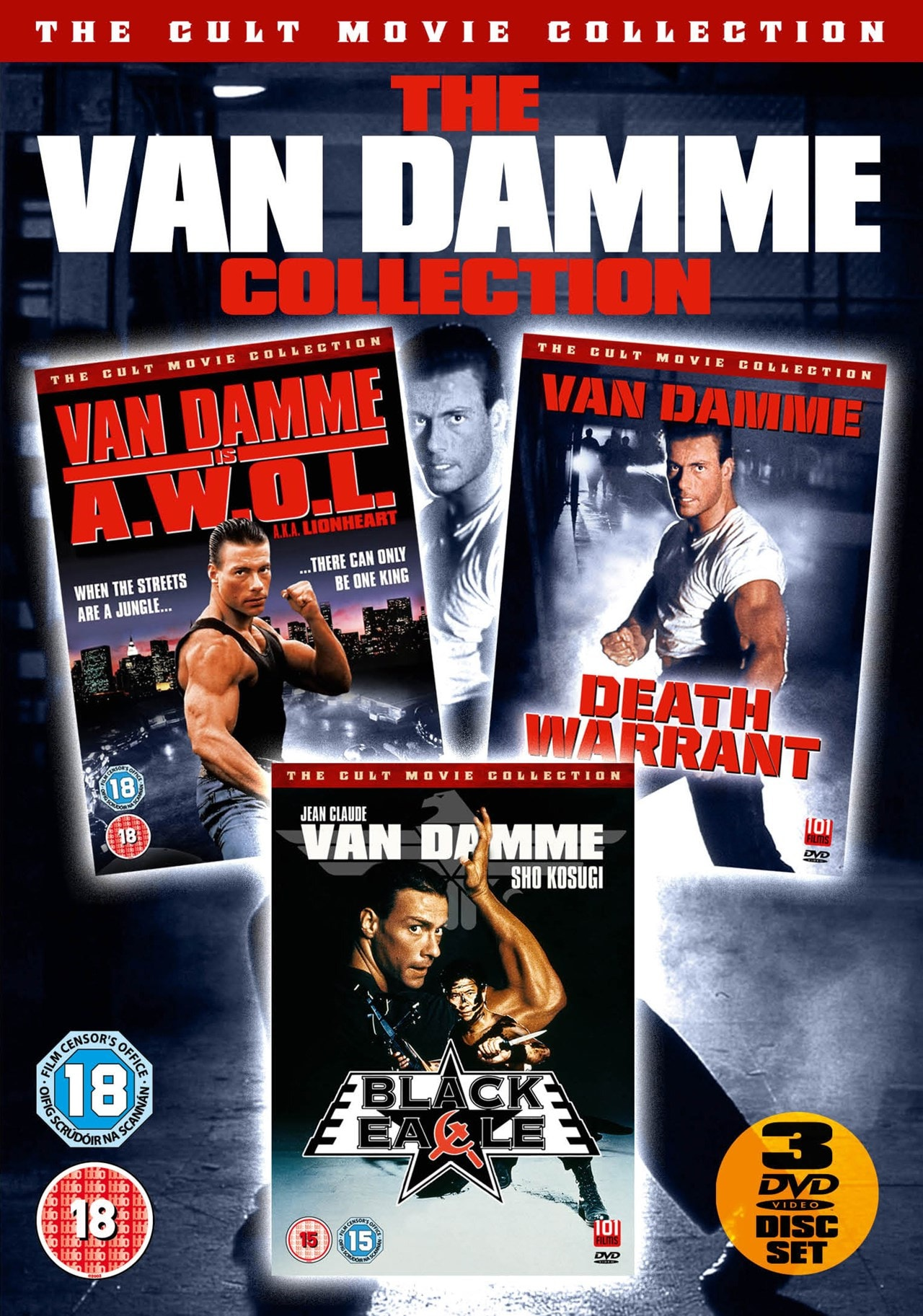 The Van Damme Collection - 1