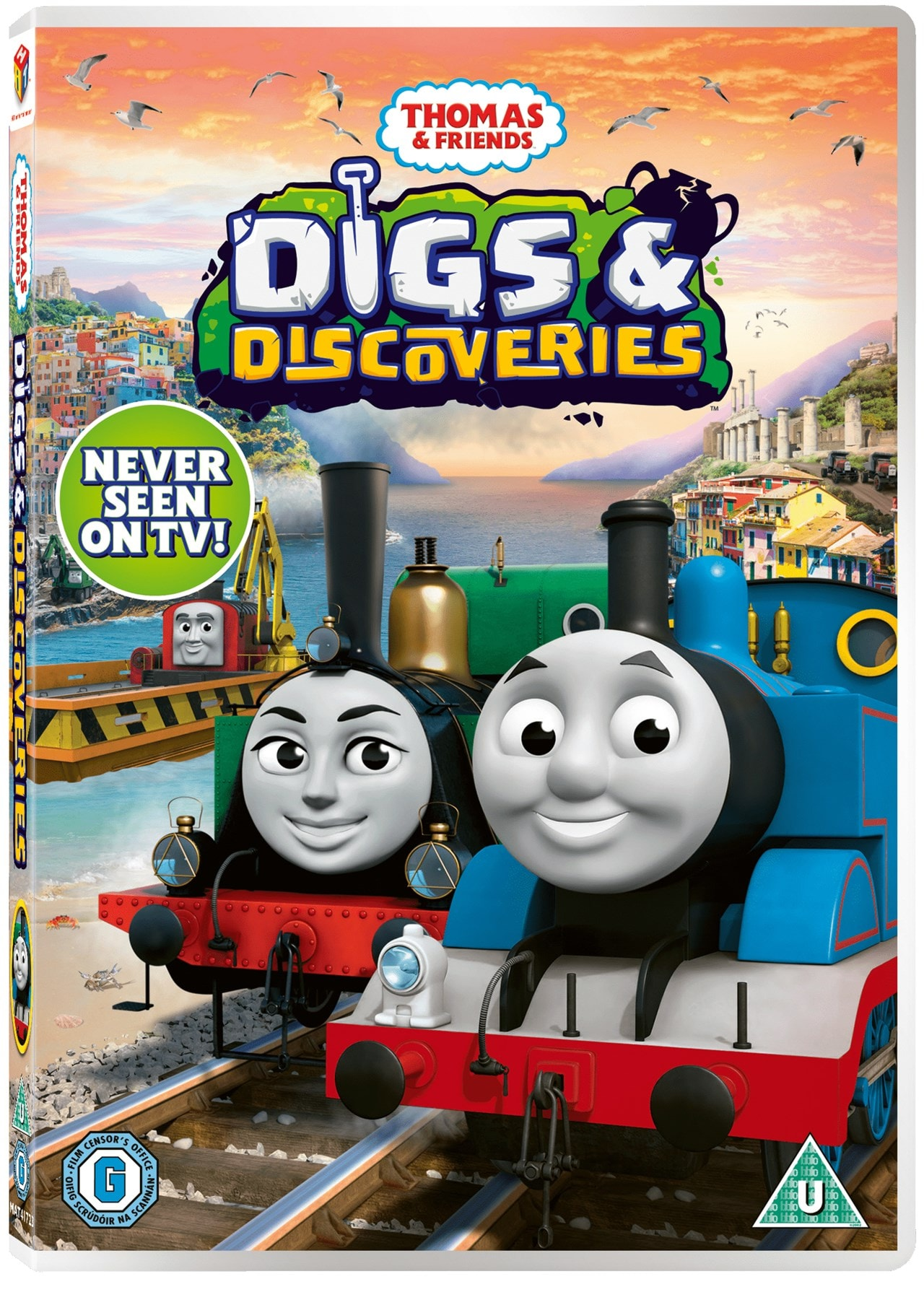 Thomas & Friends: Digs & Discoveries - 1
