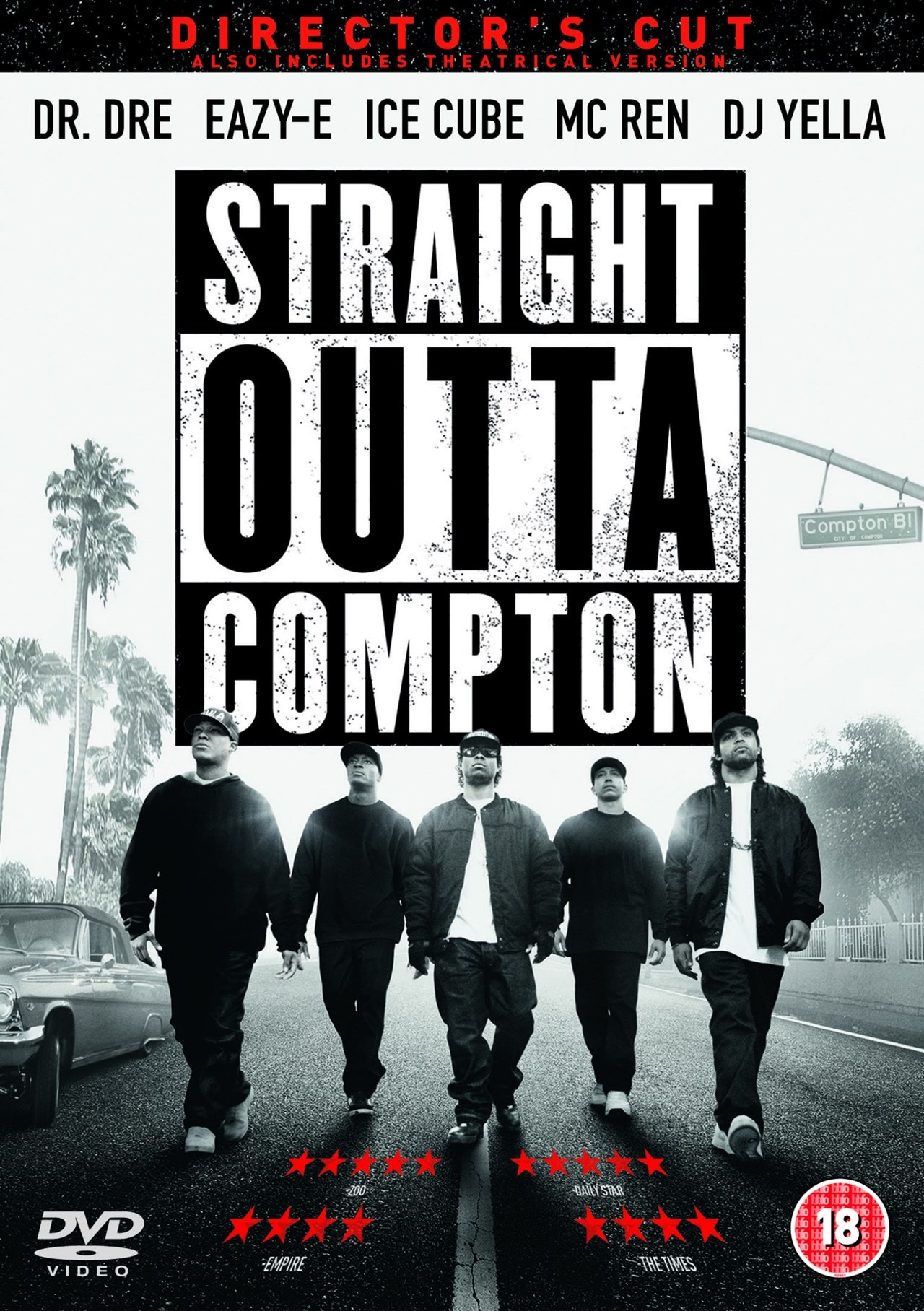 Straight Outta Compton - Director's Cut - 1