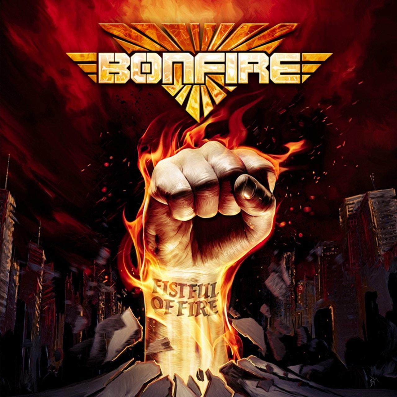 Fistful of Fire - 1