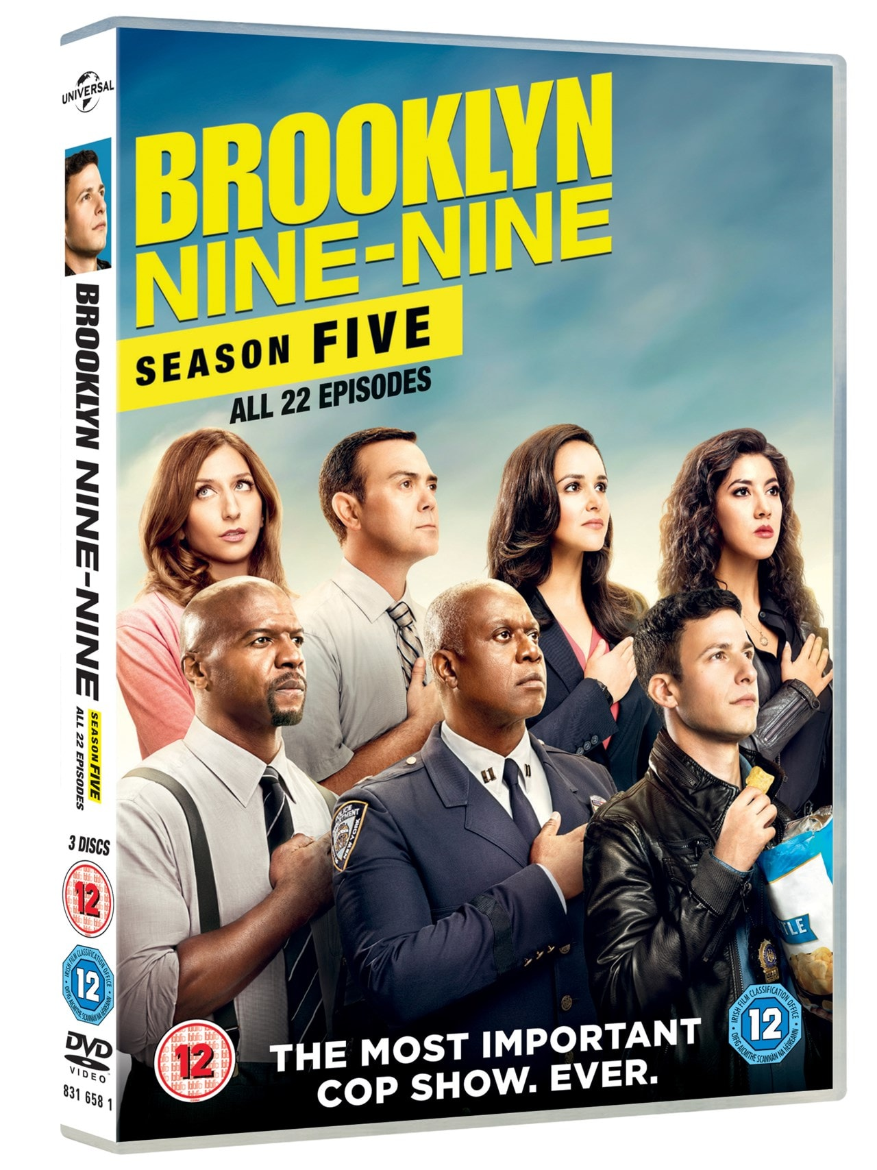 Brooklyn Nine-Nine: Season 5 - 2