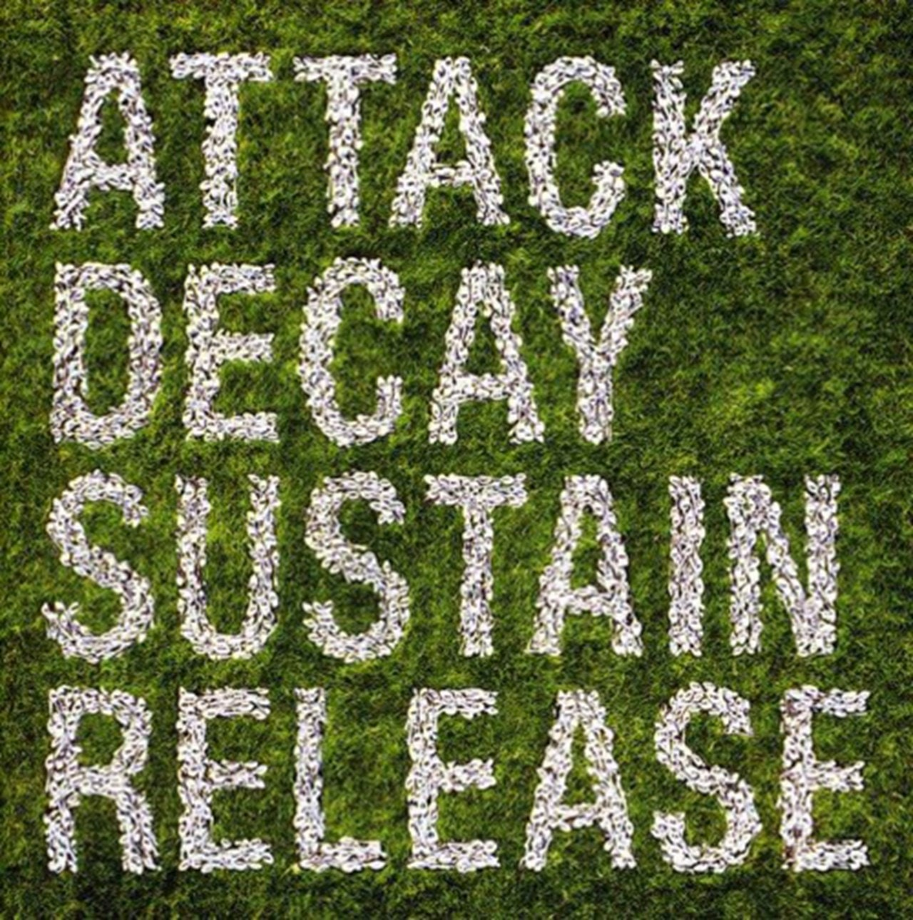 Attack, Decay, Sustain, Release - 1