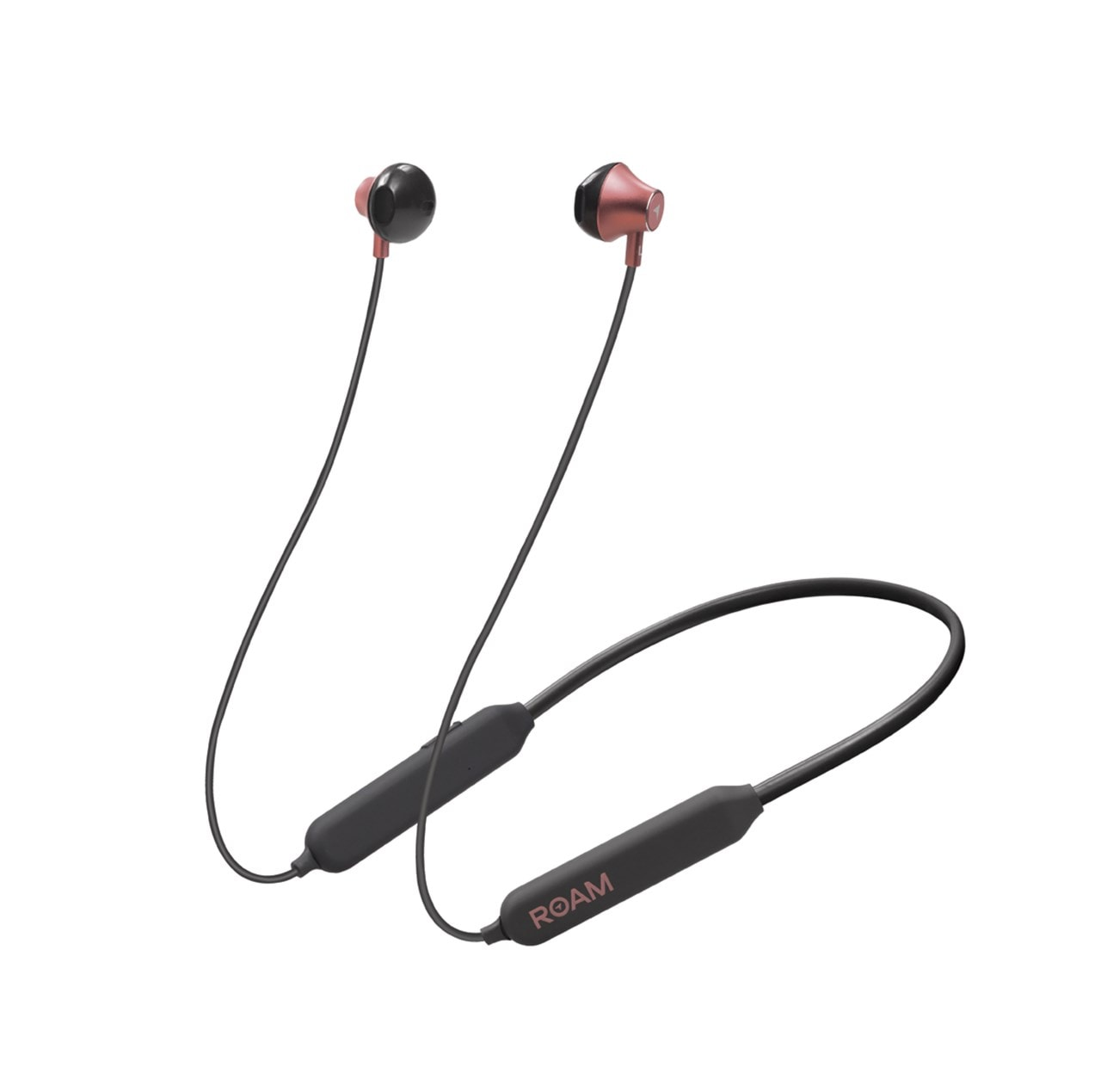 Roam Voyager Rose Gold Bluetooth Earphones - 1