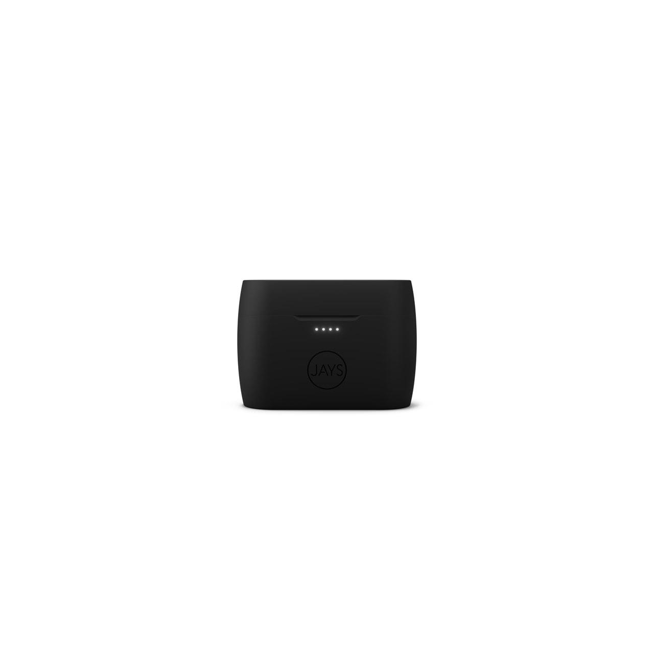 Jays M-Seven Grey True Wireless Bluetooth Earphones - 3