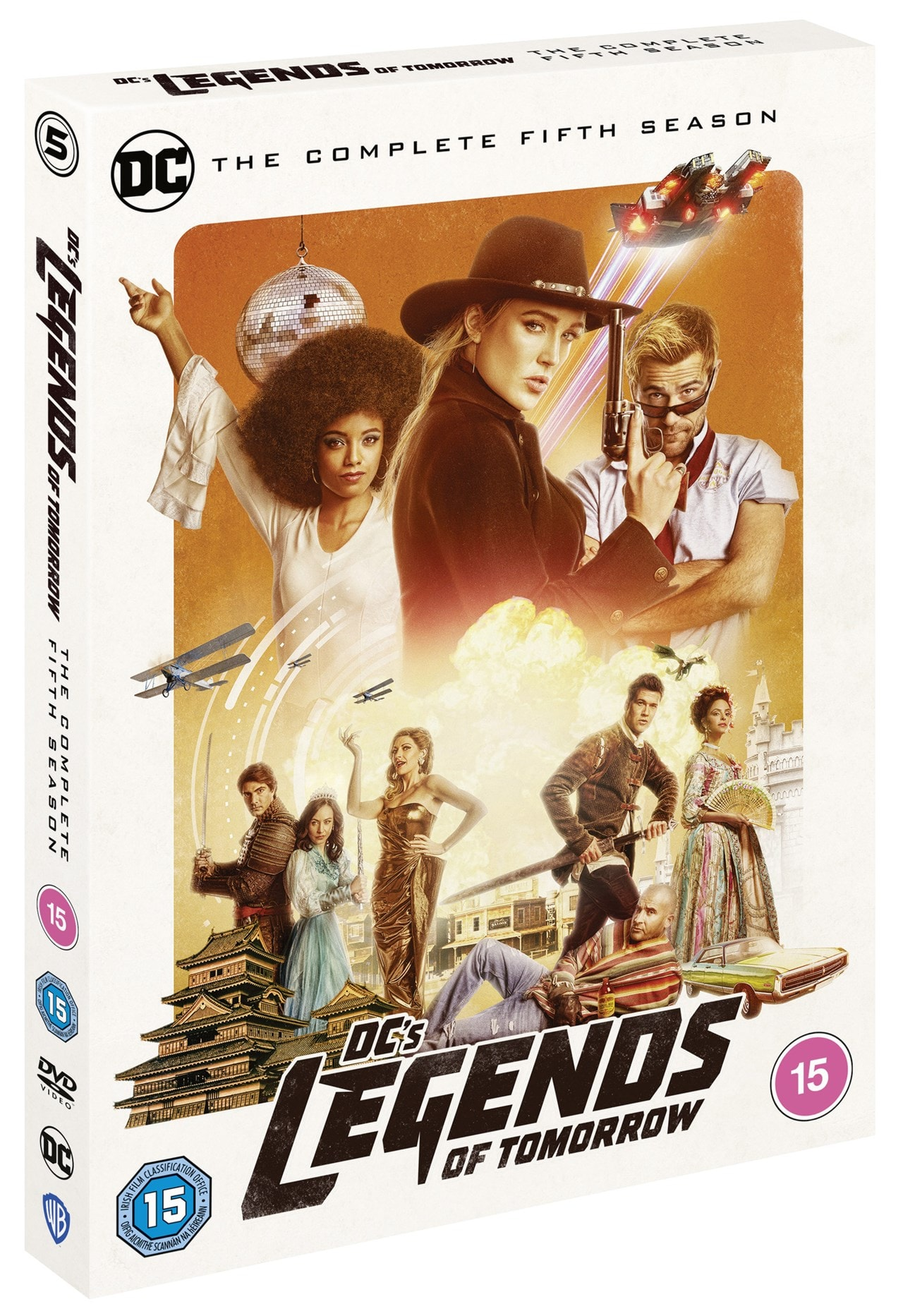 DC's Legends of Tomorrow: The Complete Fifth Season - 2