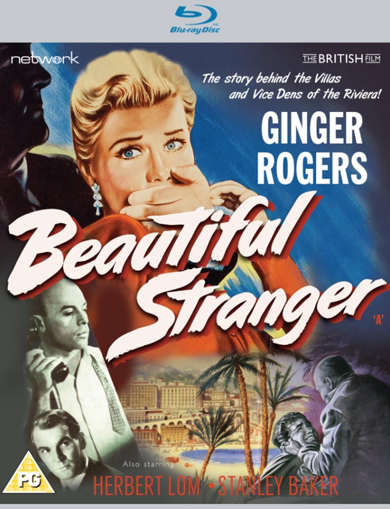 Beautiful Stranger - 1