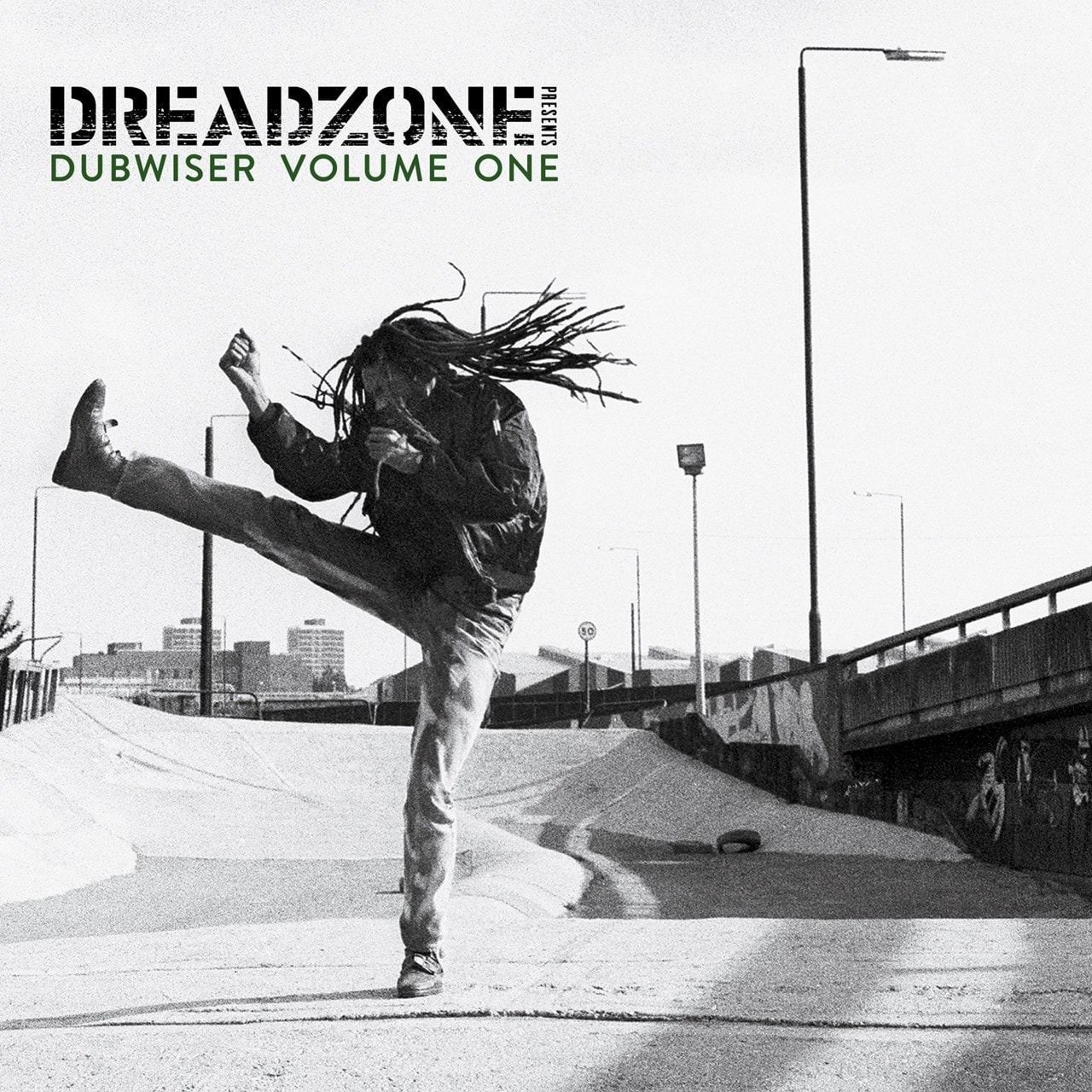 Dreadzone Presents: Dubwiser - Volume 1 - 1