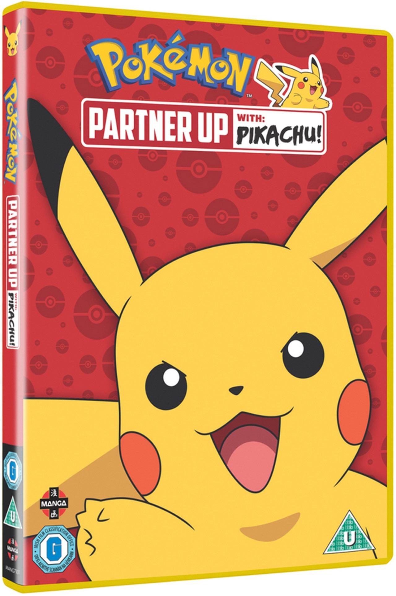 Pokemon: Partner Up With Pikachu! - 4