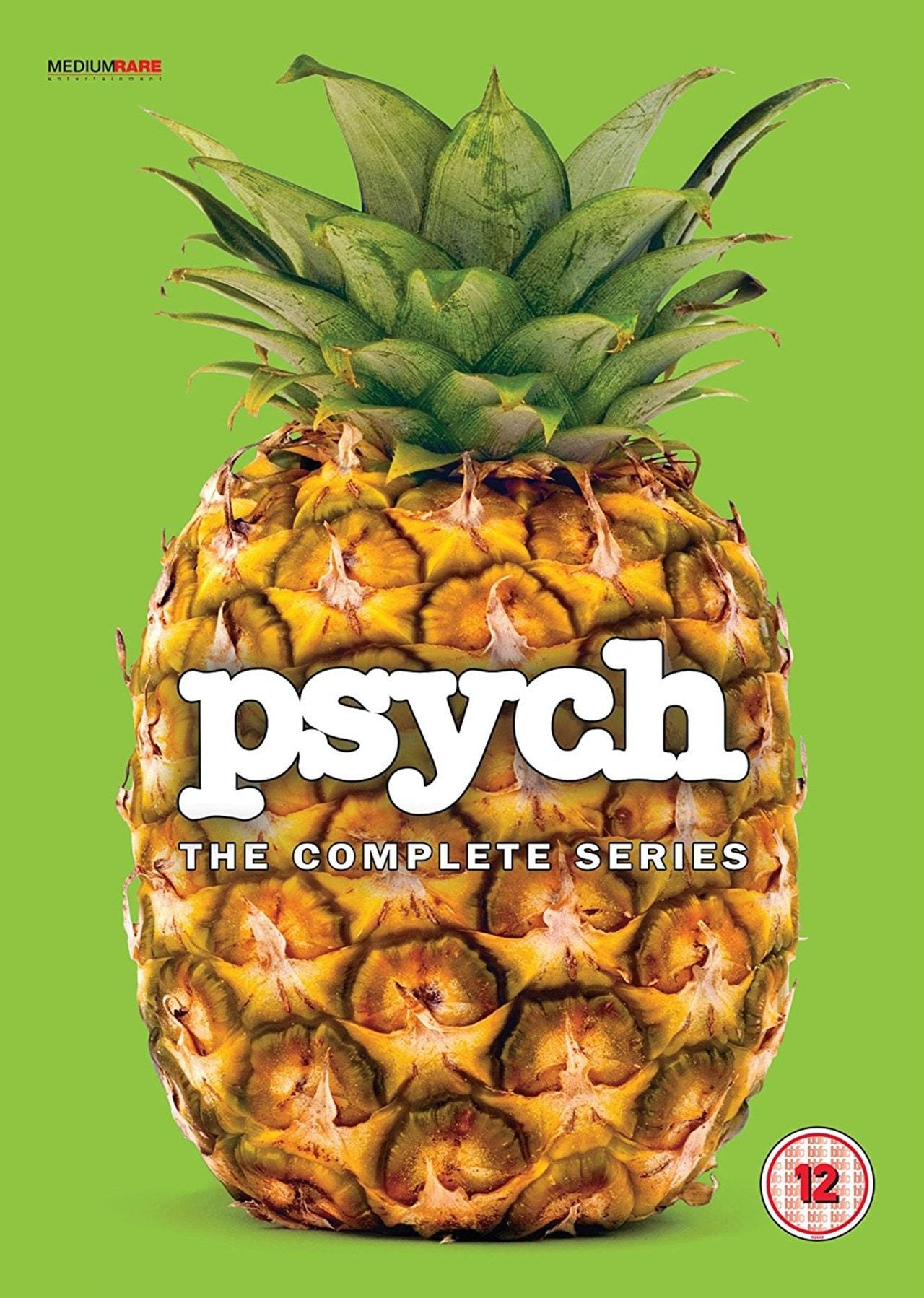 Psych Serie