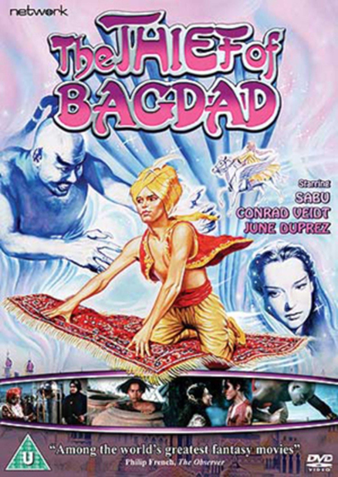 The Thief of Bagdad - 1
