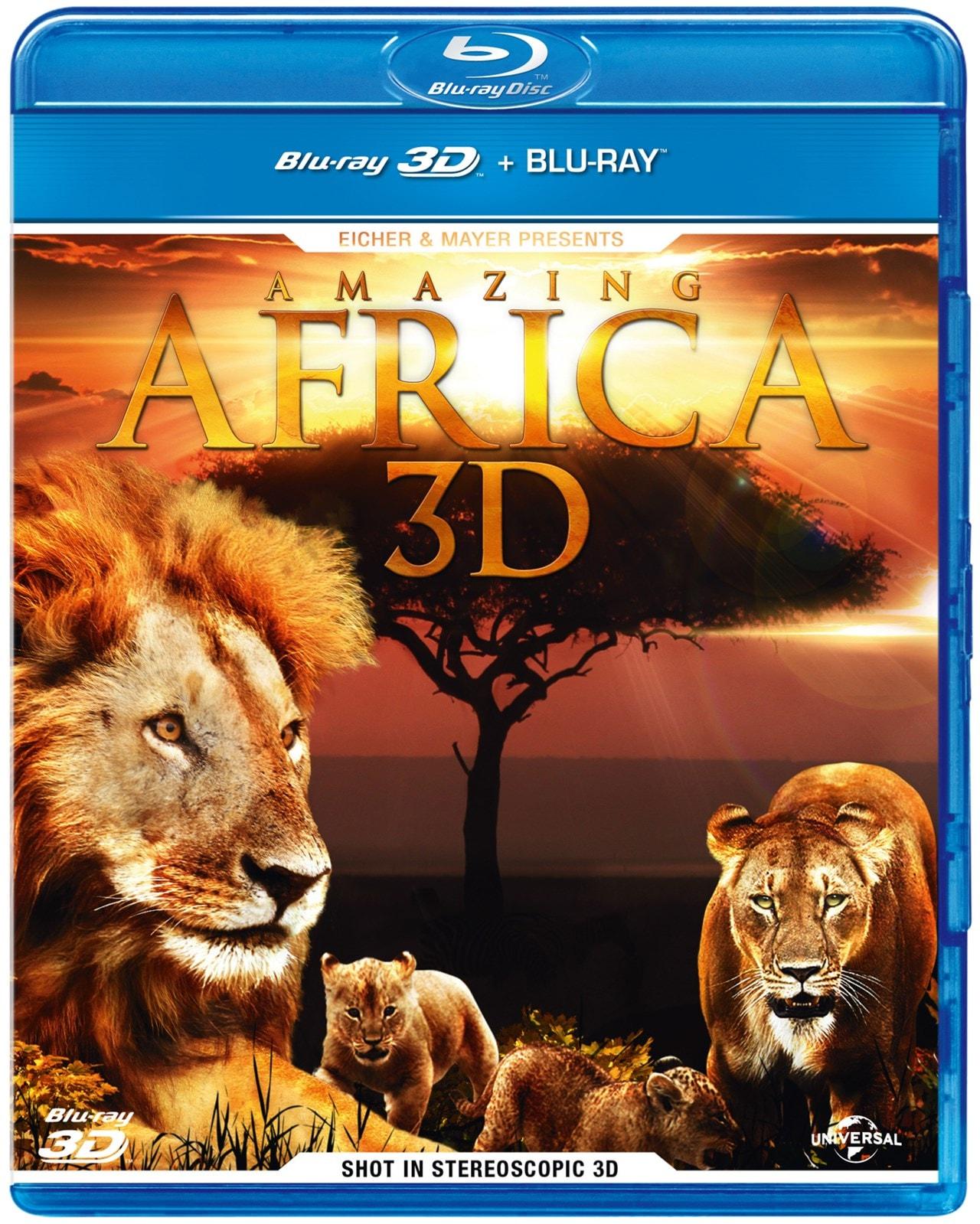Amazing Africa 3D - 1